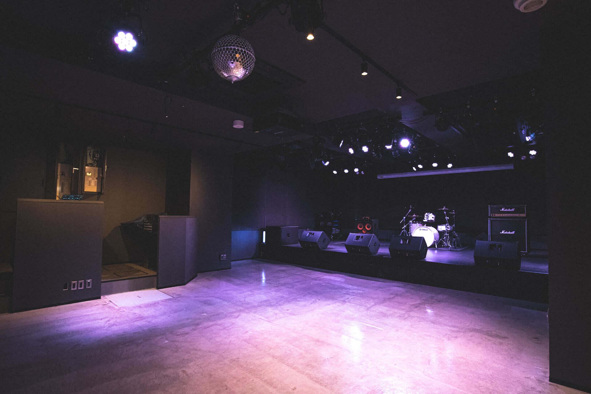 オーダーメイド型ライブハウス「TOKIO TOKYO」が渋谷に誕生!Dos Monos、Mom、Newspeak、BREIMENら出演のオープニングパーティーも実施 music210309_tokio-tokyo_2-1920x1282