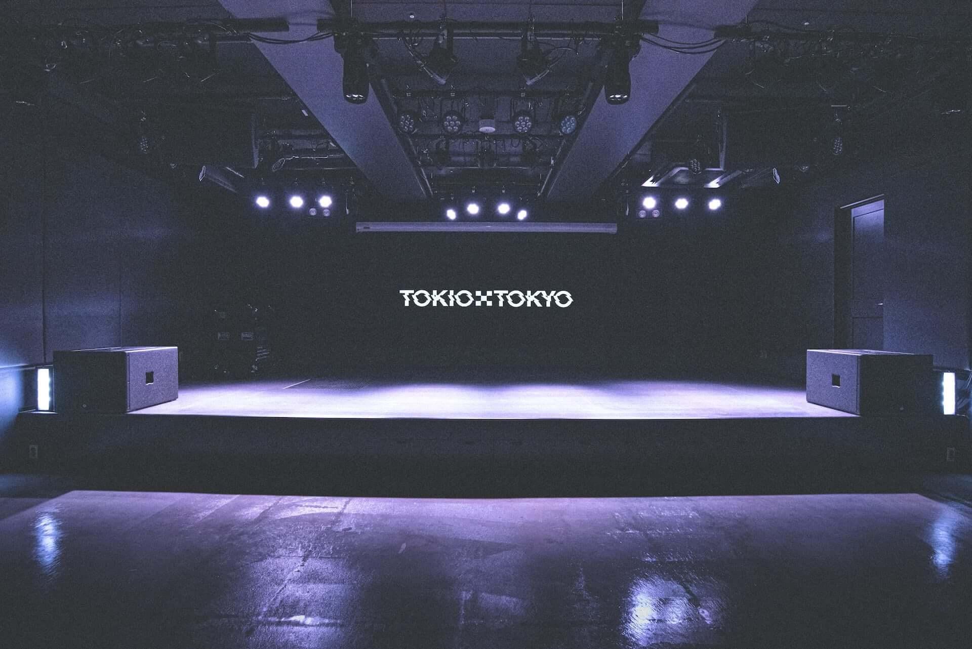 オーダーメイド型ライブハウス「TOKIO TOKYO」が渋谷に誕生!Dos Monos、Mom、Newspeak、BREIMENら出演のオープニングパーティーも実施 music210309_tokio-tokyo_16-1920x1282