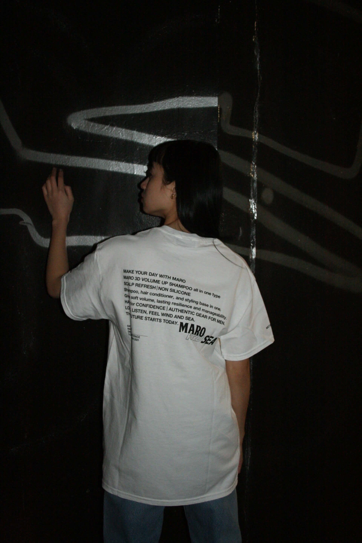 『左ききのエレン』特別篇に登場したMAROとWIND AND SEAのコラボアイテムが現実に!Tシャツとボトルセットが発売決定 lf210310_eren-maro-windandsea_7-1920x2880