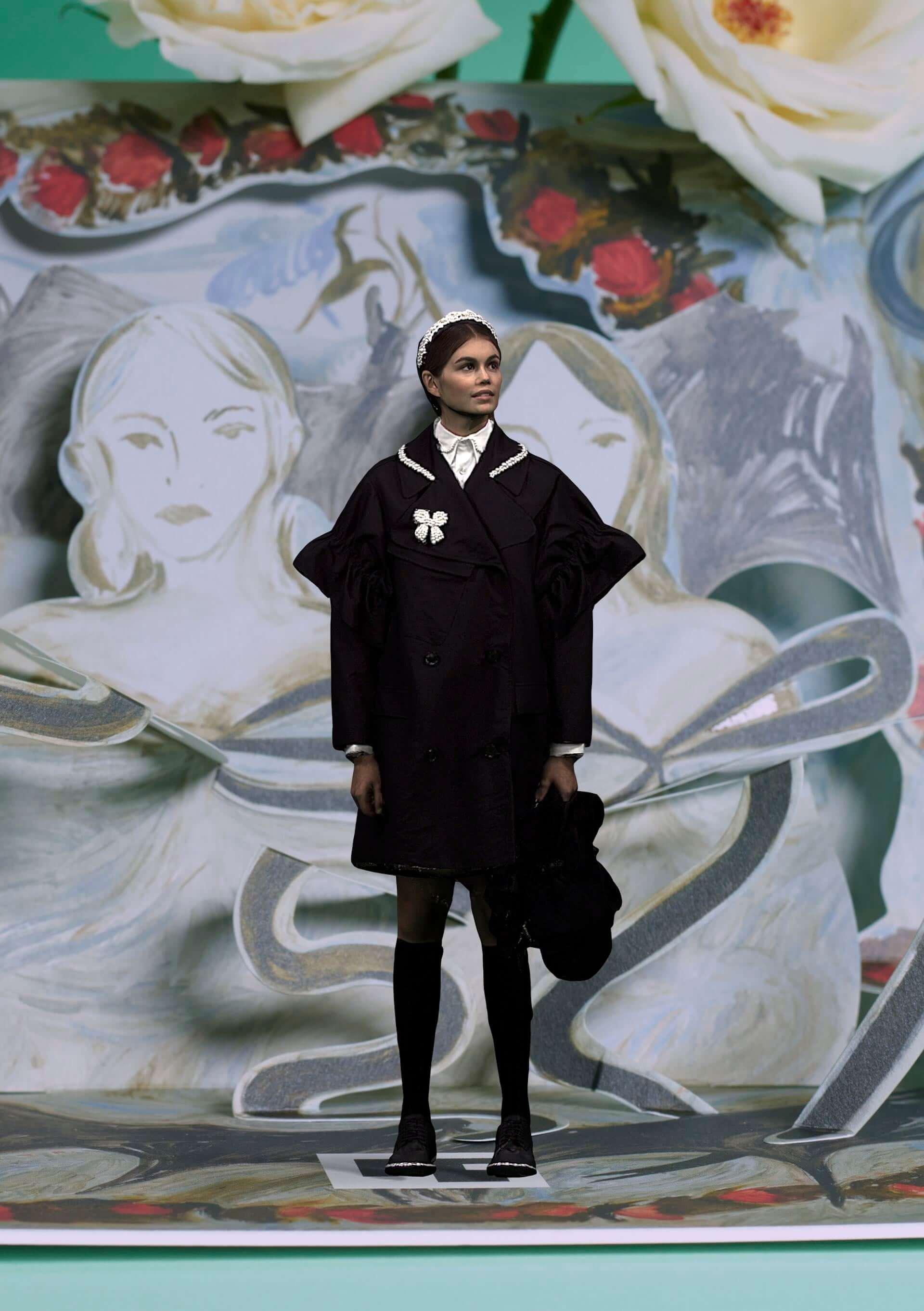 H&Mとシモーン・ロシャのコラボコレクションが登場!発売記念のARポップアップ・ブックにはヘレナ・ボナム・カーターらが参加 lf210310_handm_6-1920x2724