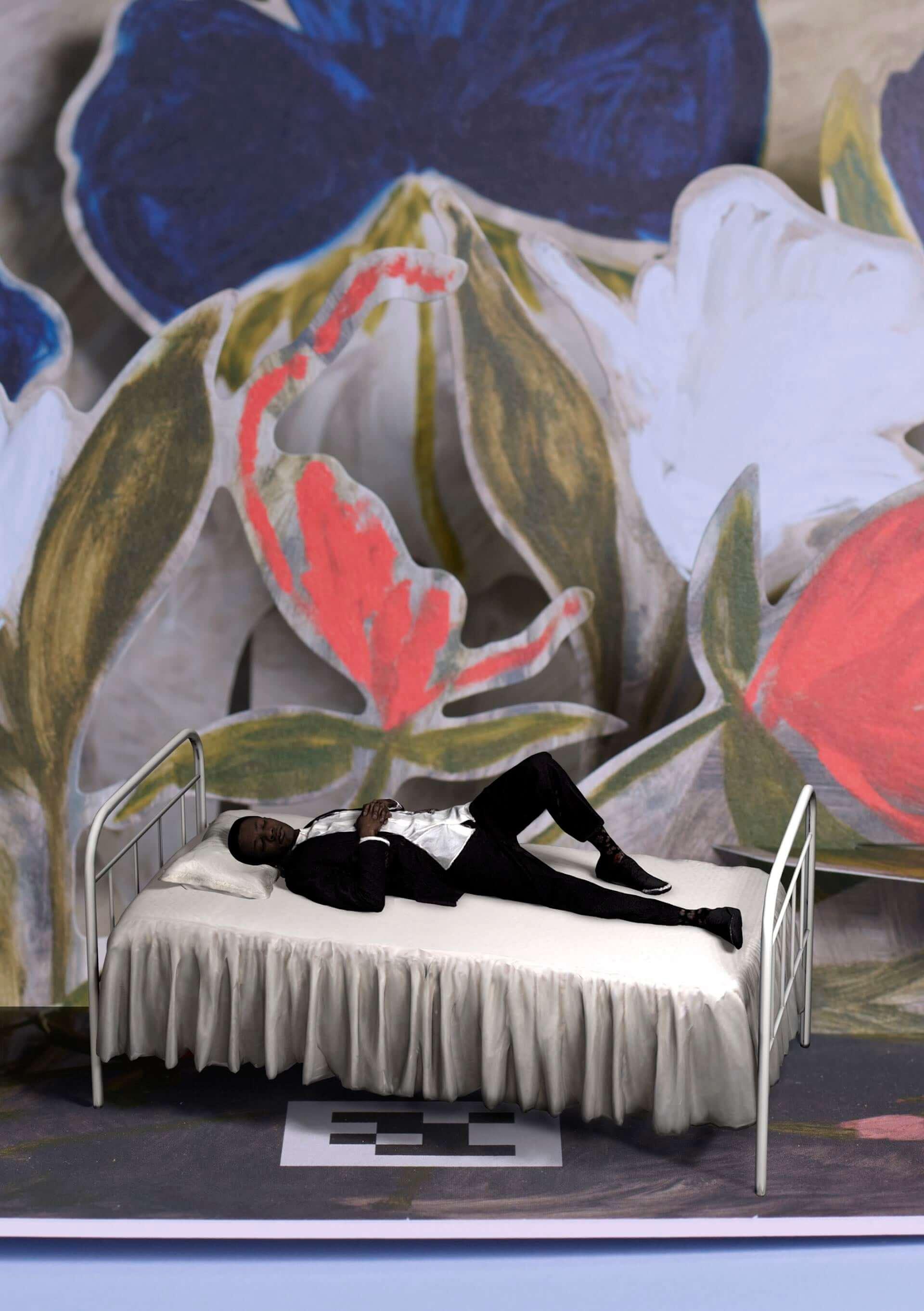 H&Mとシモーン・ロシャのコラボコレクションが登場!発売記念のARポップアップ・ブックにはヘレナ・ボナム・カーターらが参加 lf210310_handm_1-1920x2724