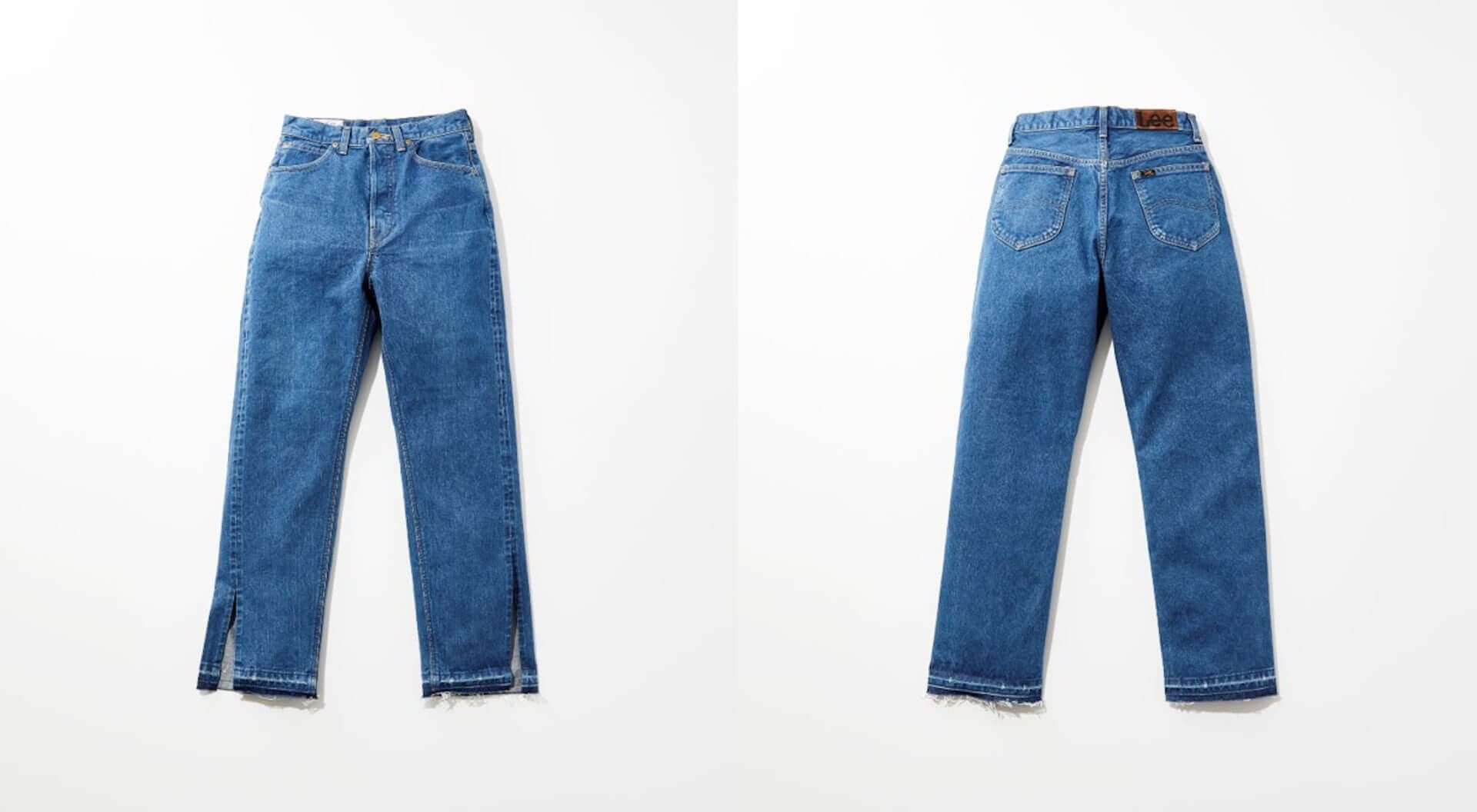 "Leeと竹下玲奈による初のコラボアイテムが登場!""大人の女性""のためのジーンズ、カットソー、オーバーオールなど全5型 lf210310_lee_8-1920x1056"