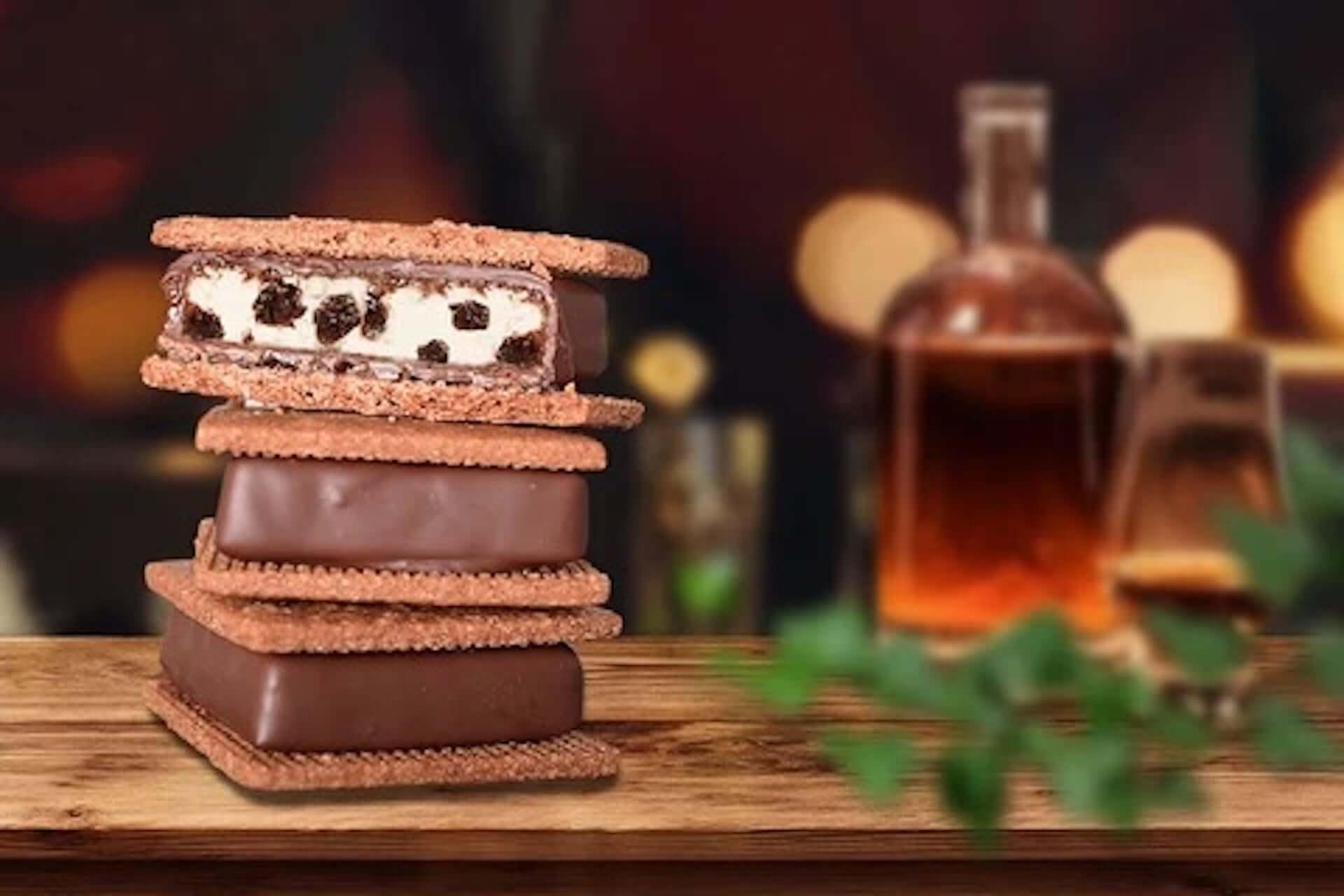 香り豊かなラムレーズンとホワイトチョコレートがコラボ!「信州ショコラトリーGAKU」から新たなチョコレートサンドが登場 gourmet210318_gaku-chocolate_5-1920x1280