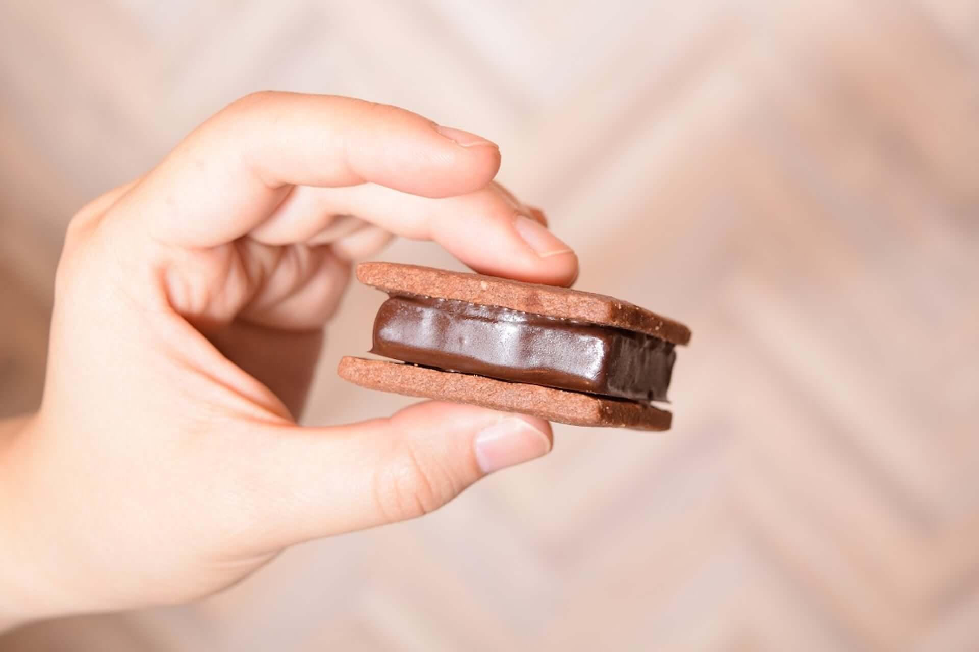 香り豊かなラムレーズンとホワイトチョコレートがコラボ!「信州ショコラトリーGAKU」から新たなチョコレートサンドが登場 gourmet210318_gaku-chocolate_7-1920x1279