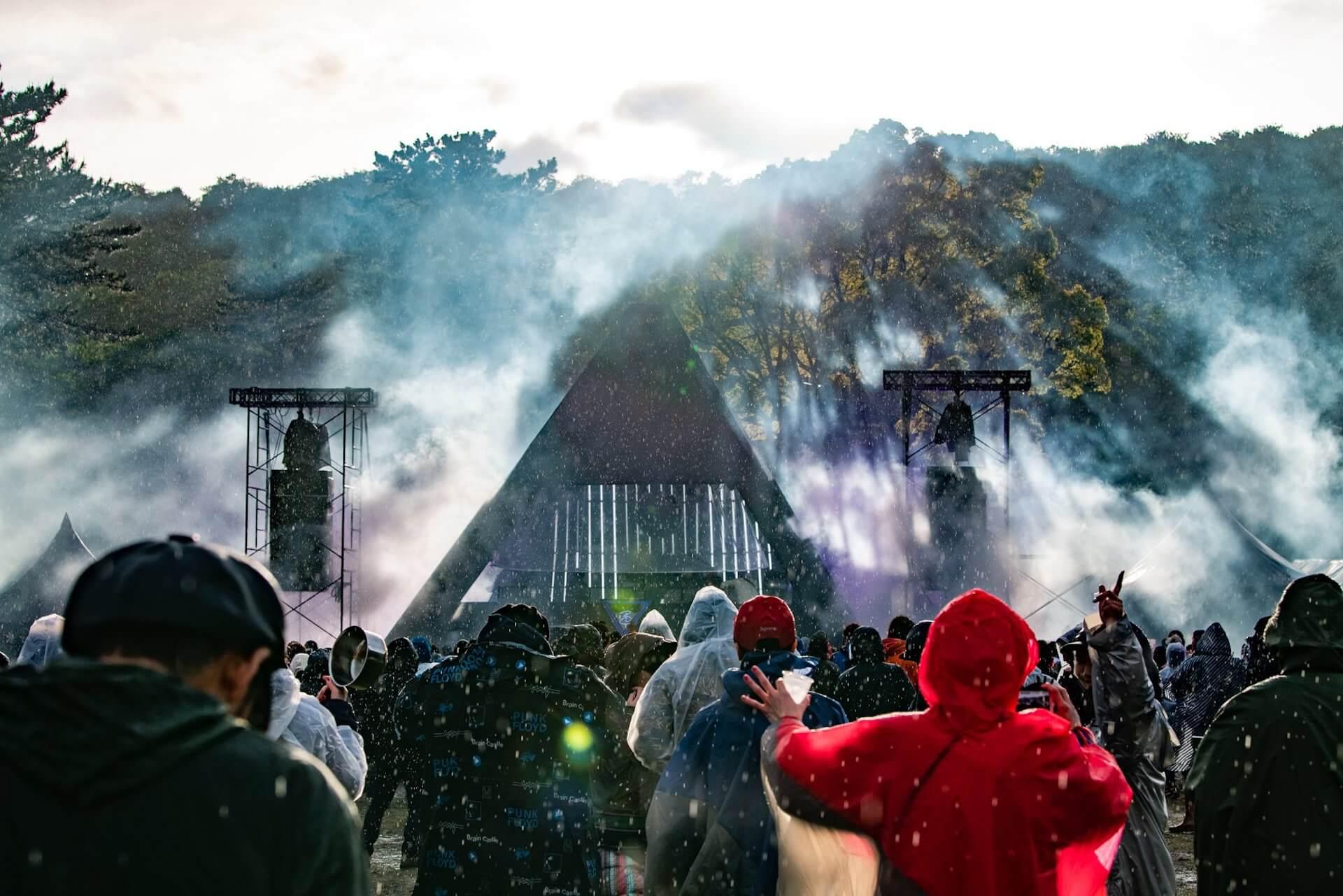 <RAINBOW DISCO CLUB>が初の野外オールナイト&7年ぶり都市型パーティーに!DJ Nobu、Wata Igarashi、Licaxxx、Sauce81ら第1弾ラインナップ発表 music210318_rdc2021_5