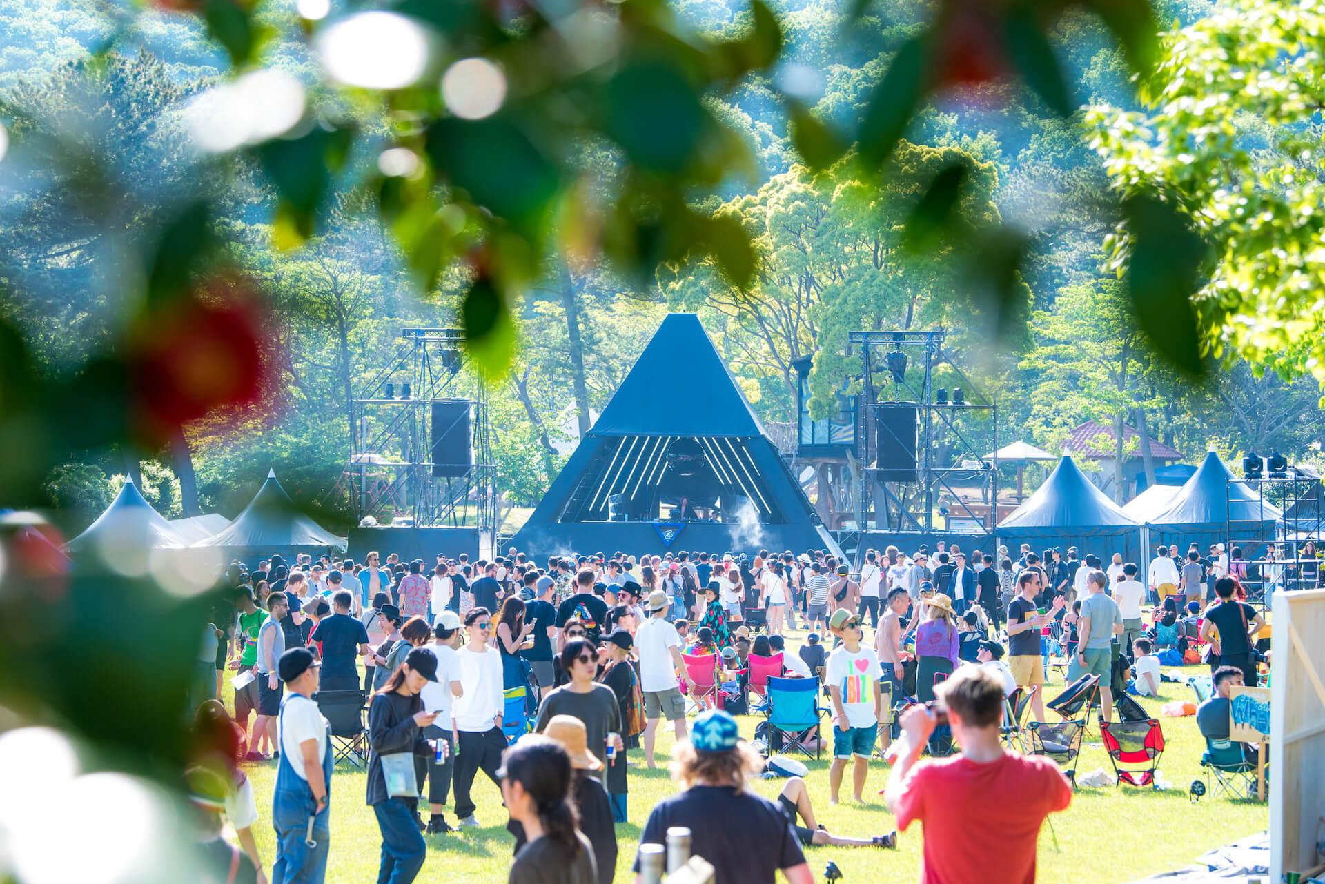 <RAINBOW DISCO CLUB>が初の野外オールナイト&7年ぶり都市型パーティーに!DJ Nobu、Wata Igarashi、Licaxxx、Sauce81ら第1弾ラインナップ発表 music210318_rdc2021_6