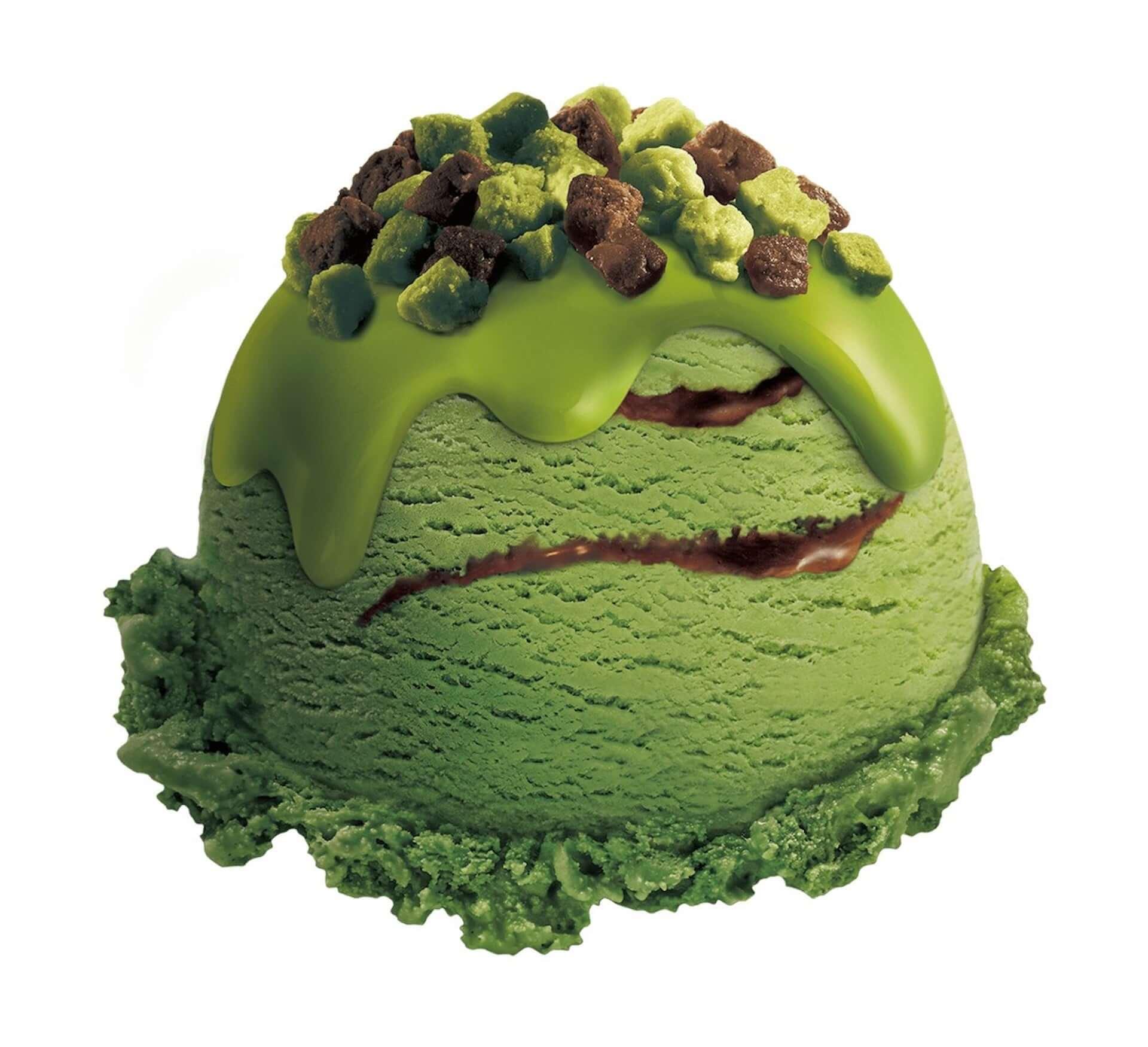 ザクザク食感がたまらないハーゲンダッツ ミニカップ新作『抹茶チョコレートクッキー』が登場!混ぜても美味しい『アーモンドキャラメルクッキー』も期間限定発売 gourmet210322_haagen-dazs_5-1920x1750