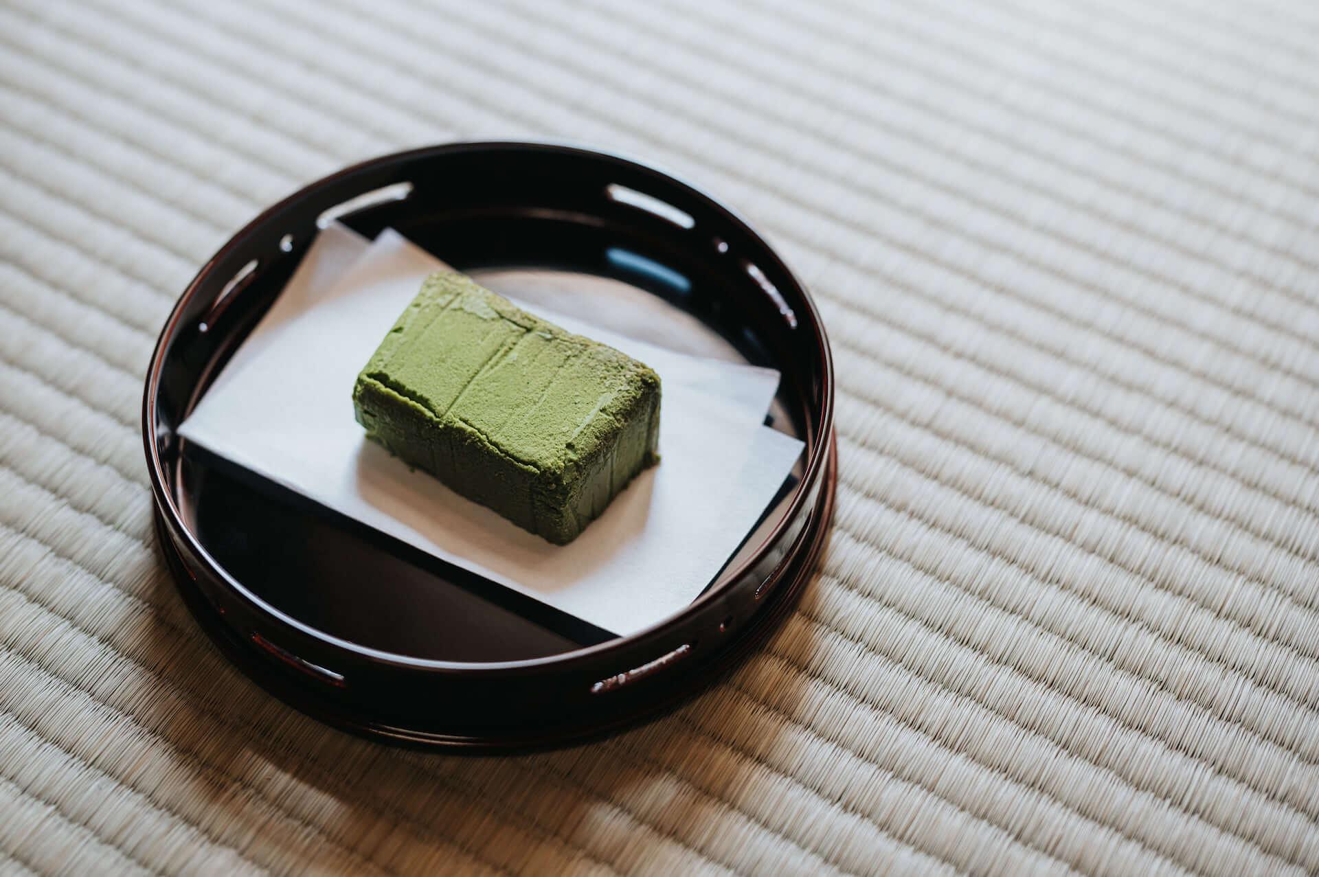 Mr. CHEESECAKE誕生3周年記念!希少な抹茶を使用したチーズケーキ『Mr. CHEESECAKE Oribe』が数量限定で登場 gourmet210322_mrcheesecake-tearoom_2-1920x1277