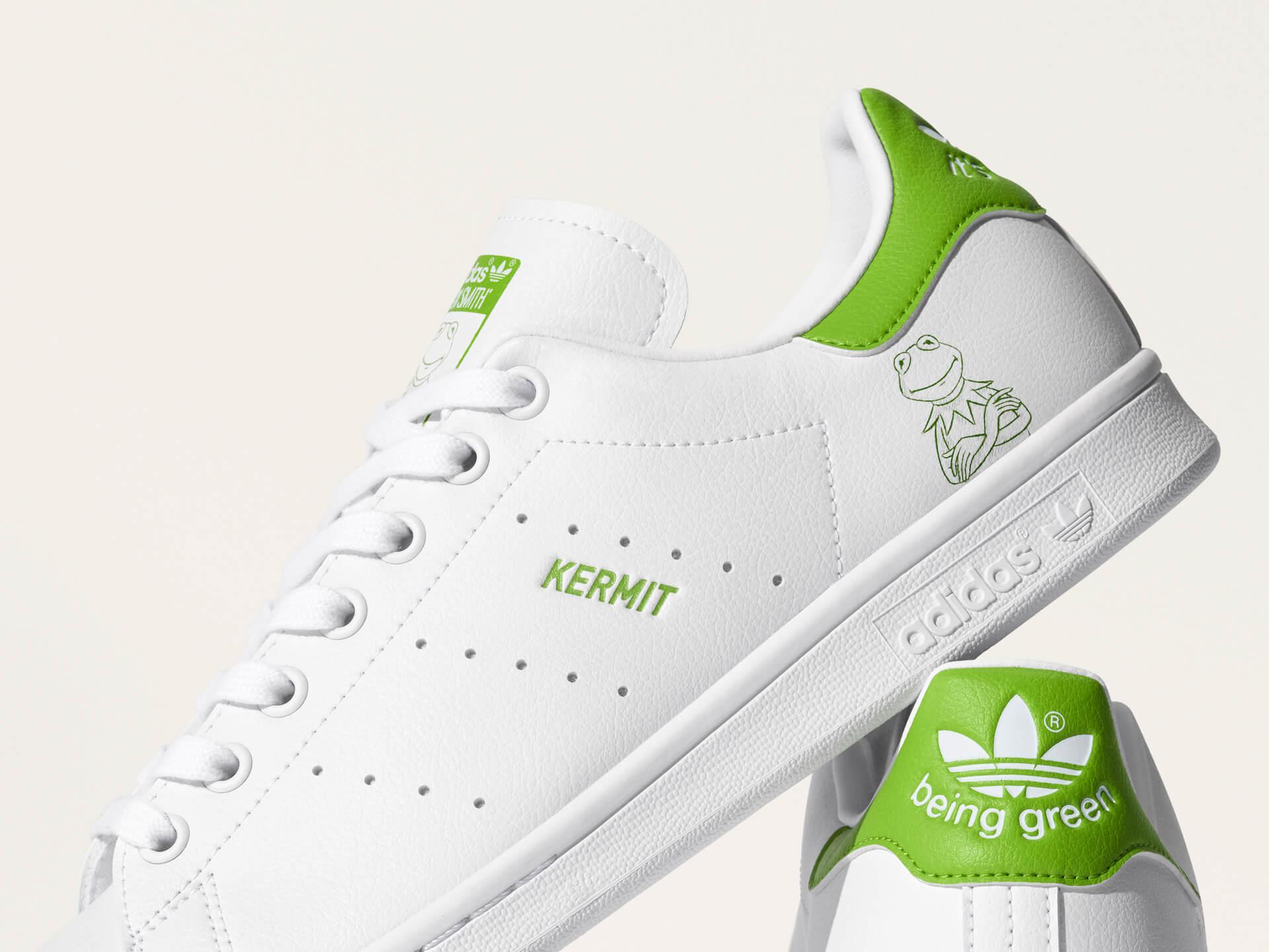 adidas「スタンスミス」のサステナブルコレクションに『モンスターズ・インク』マイク・ワゾウスキやマーベル・ハルクを配したモデルが登場! life210323_adidas_stansmith_1
