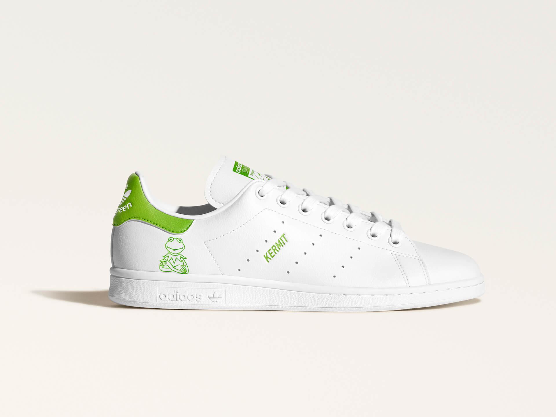 adidas「スタンスミス」のサステナブルコレクションに『モンスターズ・インク』マイク・ワゾウスキやマーベル・ハルクを配したモデルが登場! life210323_adidas_stansmith_2