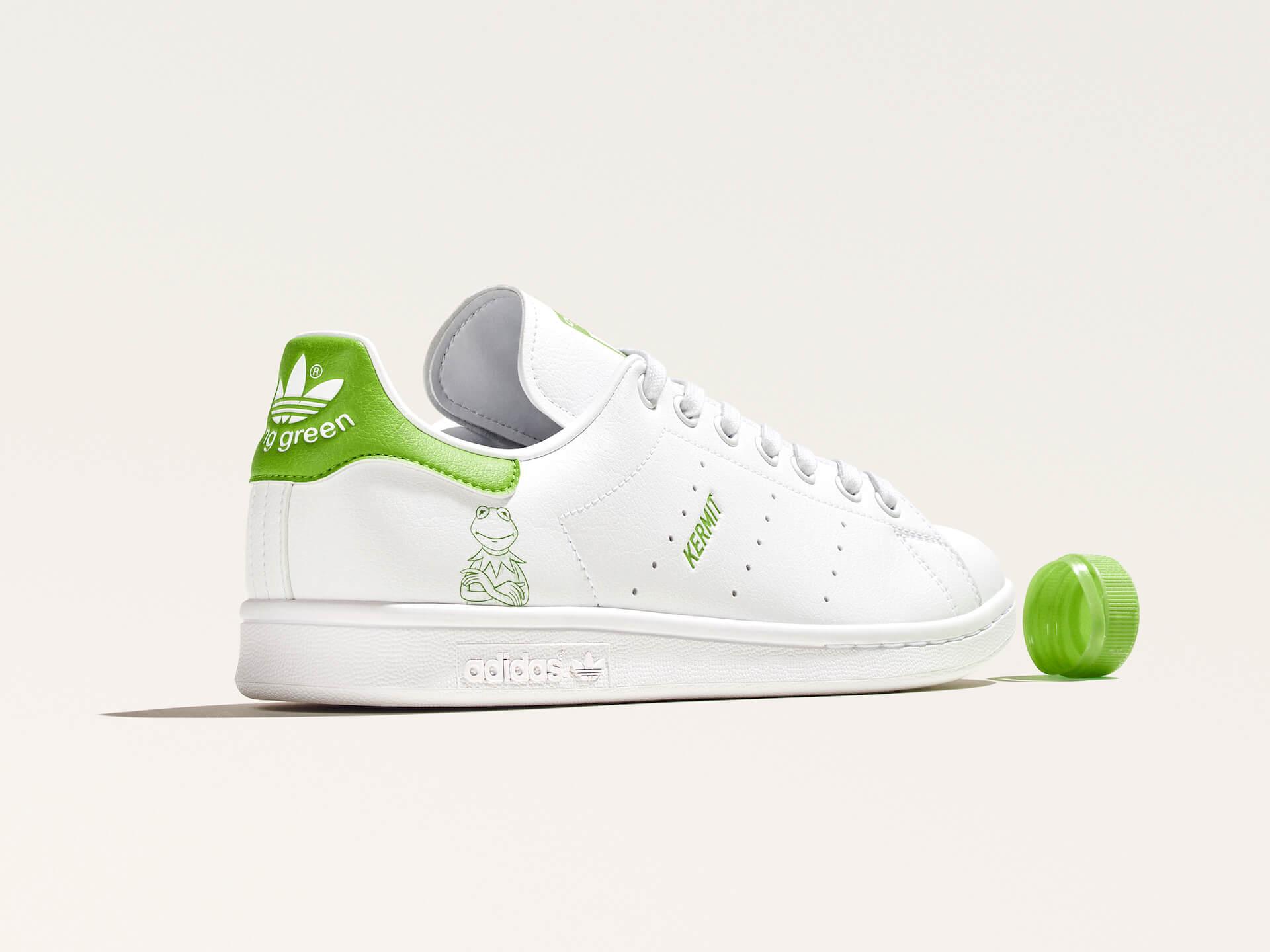 adidas「スタンスミス」のサステナブルコレクションに『モンスターズ・インク』マイク・ワゾウスキやマーベル・ハルクを配したモデルが登場! life210323_adidas_stansmith_3