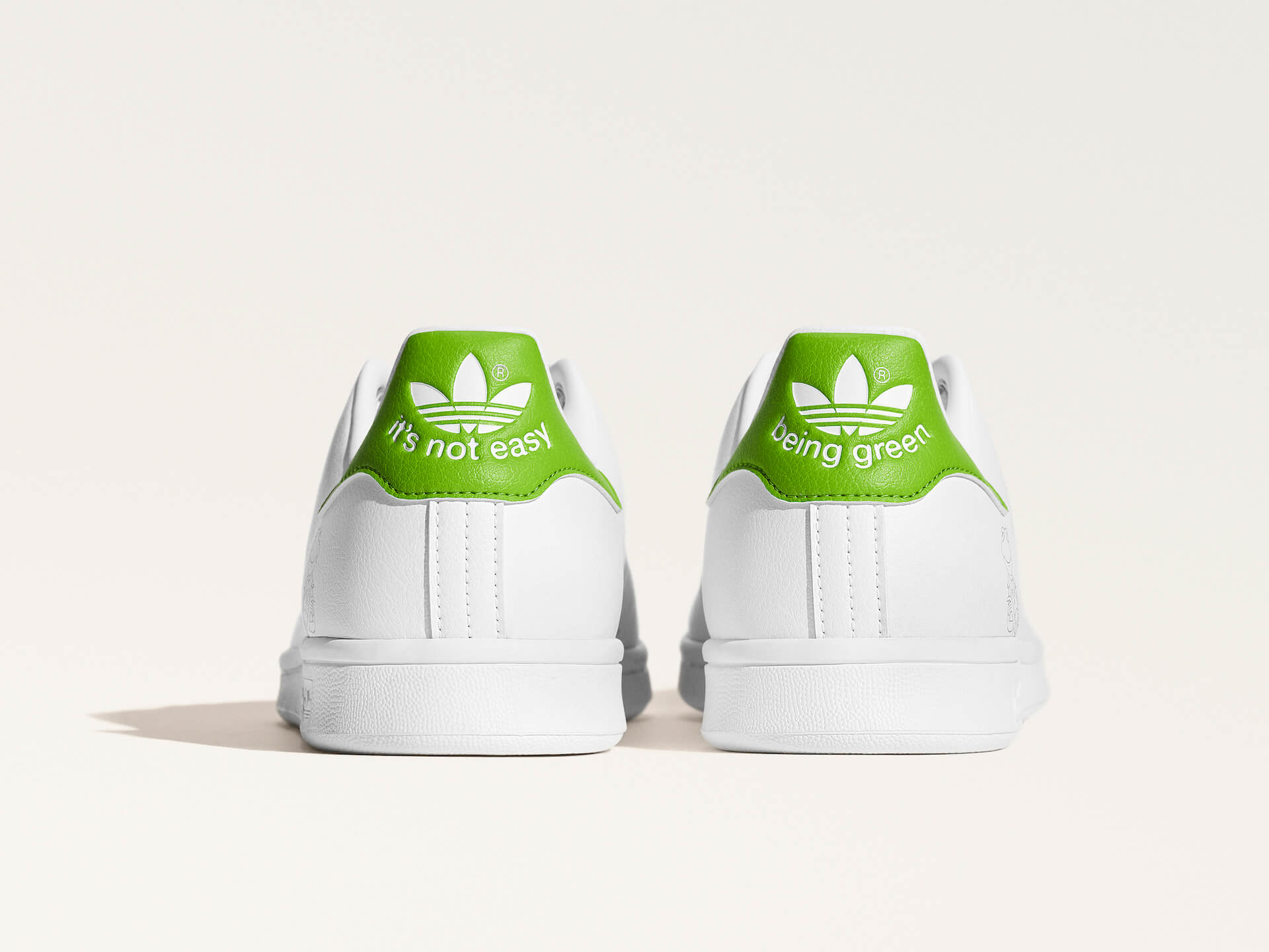 adidas「スタンスミス」のサステナブルコレクションに『モンスターズ・インク』マイク・ワゾウスキやマーベル・ハルクを配したモデルが登場! life210323_adidas_stansmith_4