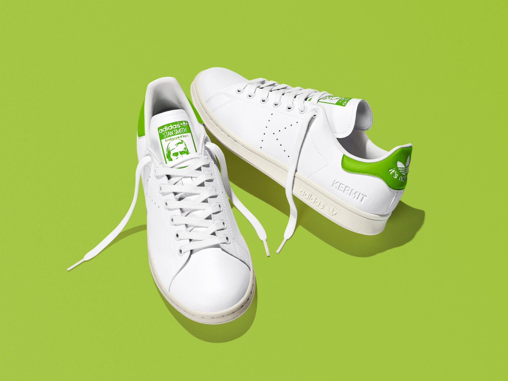 adidas「スタンスミス」のサステナブルコレクションに『モンスターズ・インク』マイク・ワゾウスキやマーベル・ハルクを配したモデルが登場! life210323_adidas_stansmith_6