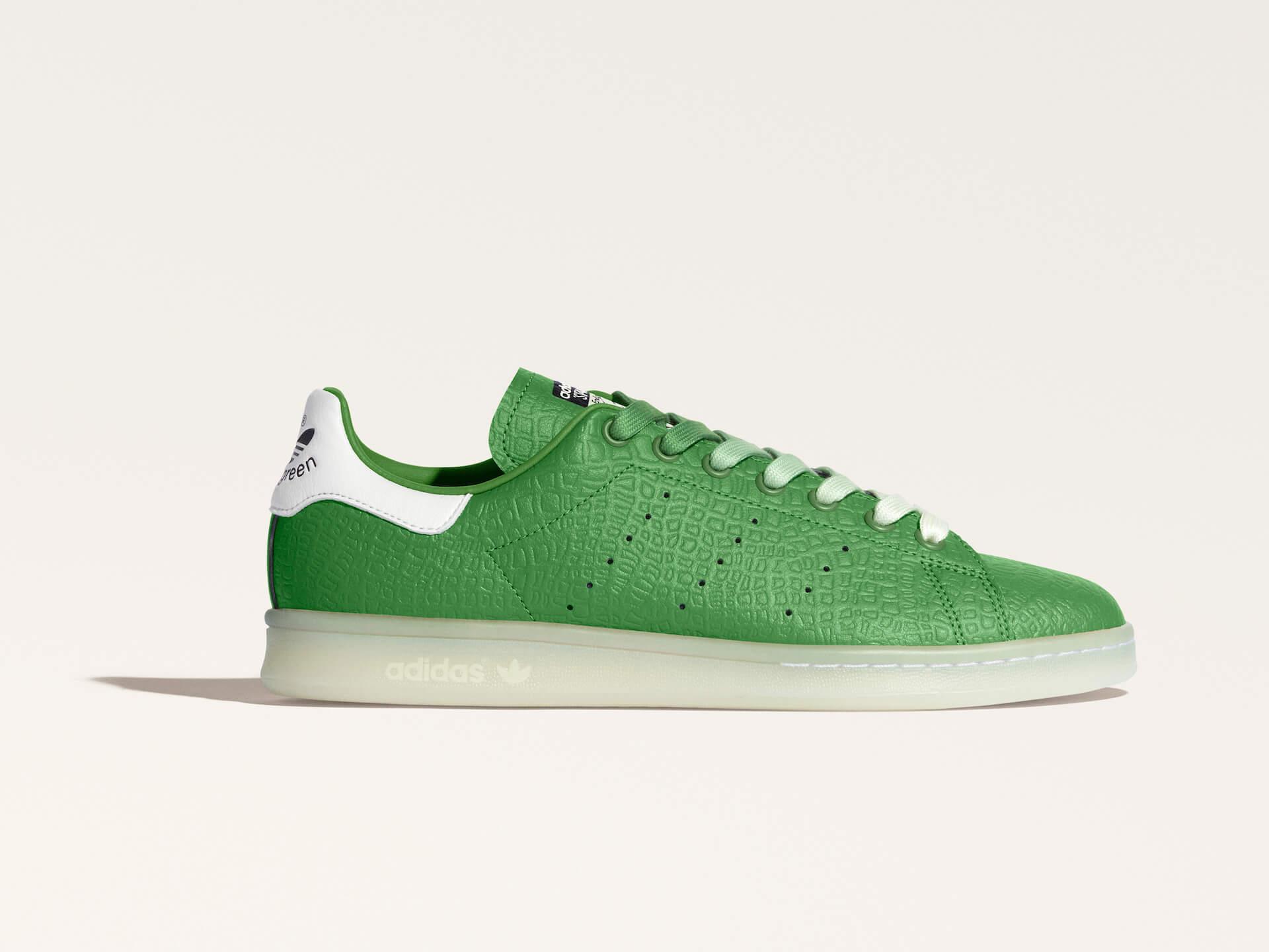 adidas「スタンスミス」のサステナブルコレクションに『モンスターズ・インク』マイク・ワゾウスキやマーベル・ハルクを配したモデルが登場! life210323_adidas_stansmith_8