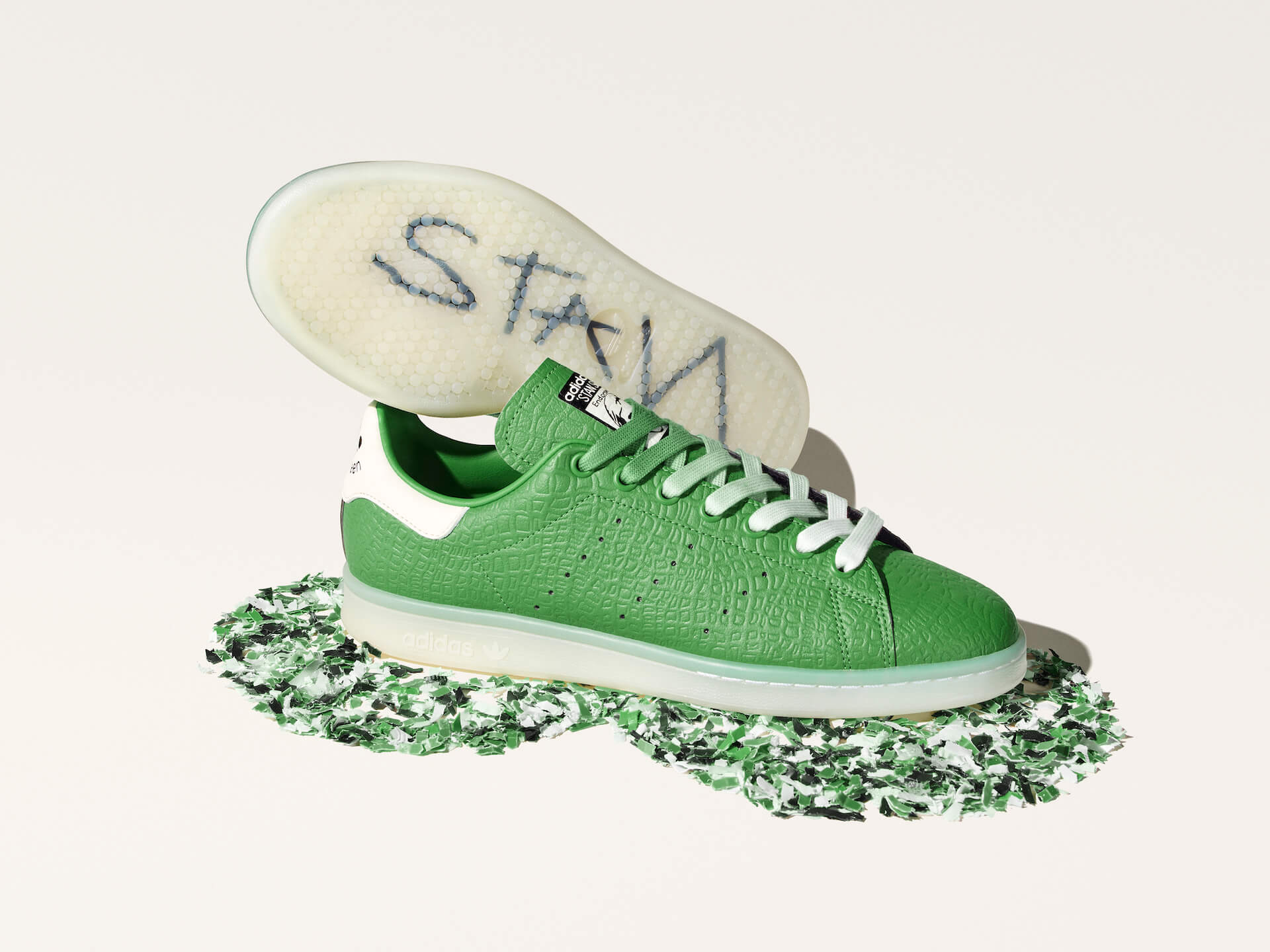 adidas「スタンスミス」のサステナブルコレクションに『モンスターズ・インク』マイク・ワゾウスキやマーベル・ハルクを配したモデルが登場! life210323_adidas_stansmith_9