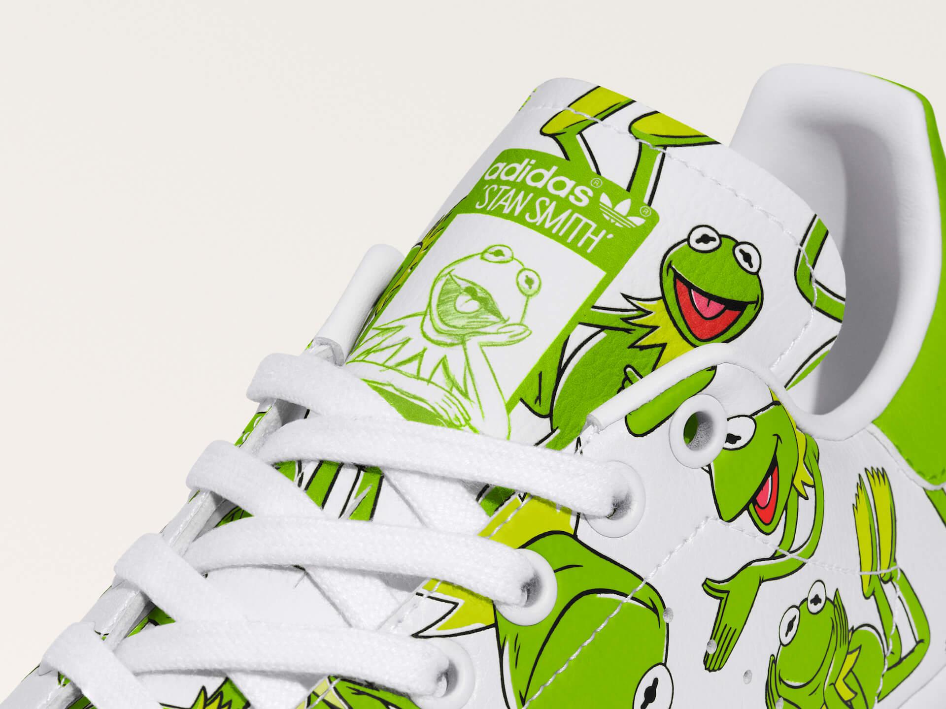 adidas「スタンスミス」のサステナブルコレクションに『モンスターズ・インク』マイク・ワゾウスキやマーベル・ハルクを配したモデルが登場! life210323_adidas_stansmith_13