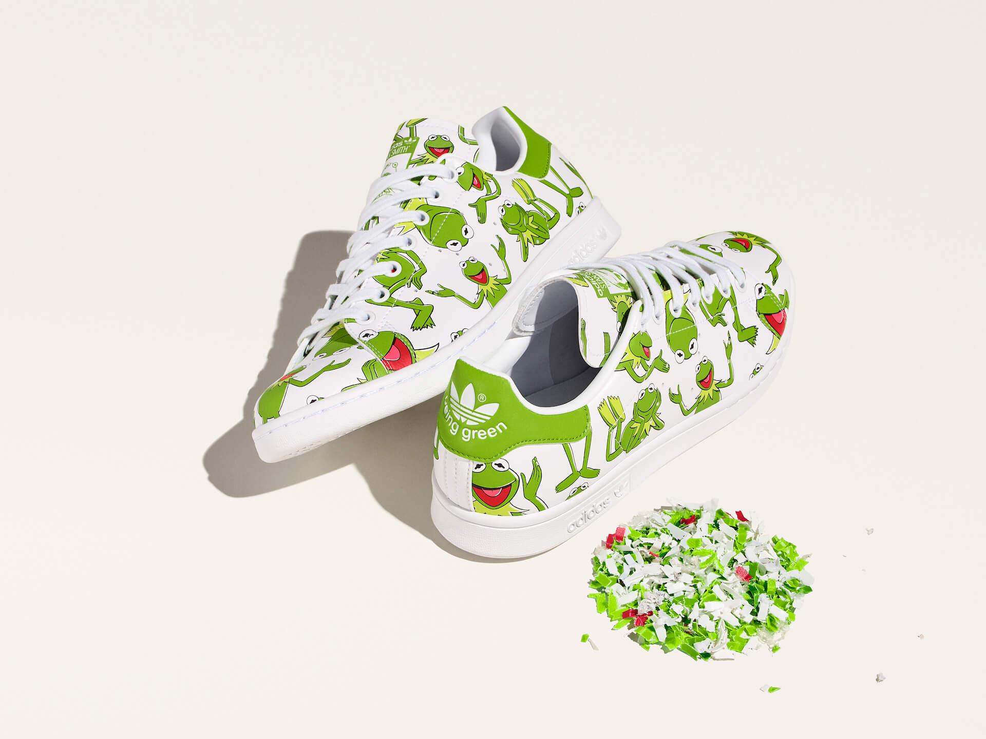 adidas「スタンスミス」のサステナブルコレクションに『モンスターズ・インク』マイク・ワゾウスキやマーベル・ハルクを配したモデルが登場! life210323_adidas_stansmith_15