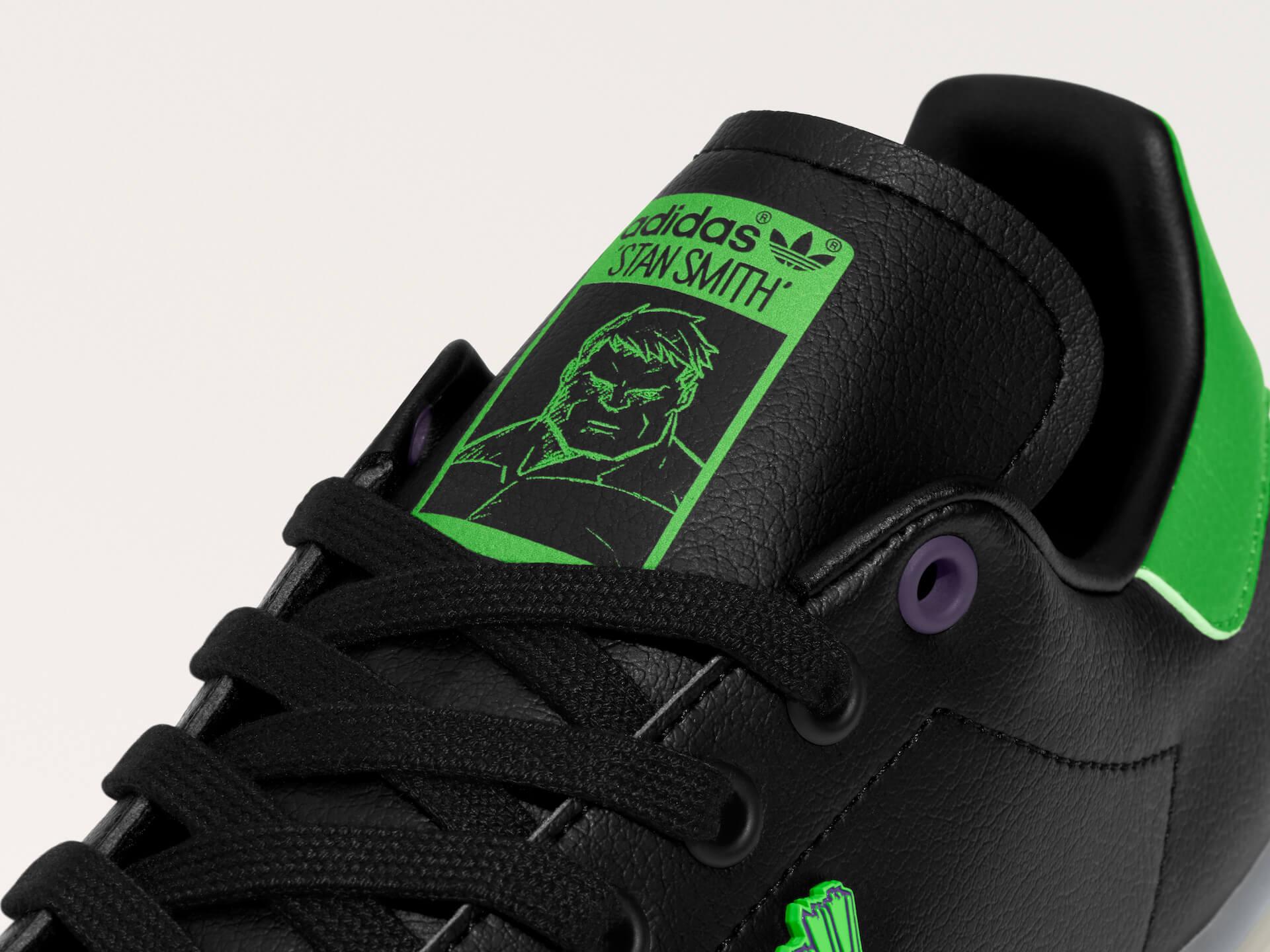 adidas「スタンスミス」のサステナブルコレクションに『モンスターズ・インク』マイク・ワゾウスキやマーベル・ハルクを配したモデルが登場! life210323_adidas_stansmith_16