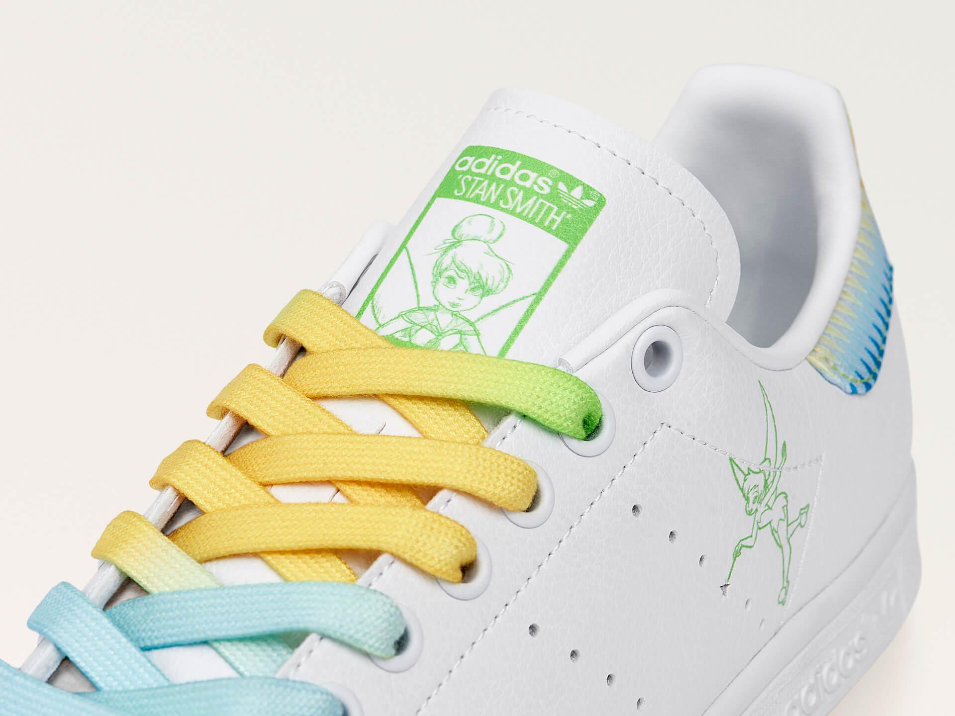 adidas「スタンスミス」のサステナブルコレクションに『モンスターズ・インク』マイク・ワゾウスキやマーベル・ハルクを配したモデルが登場! life210323_adidas_stansmith_19