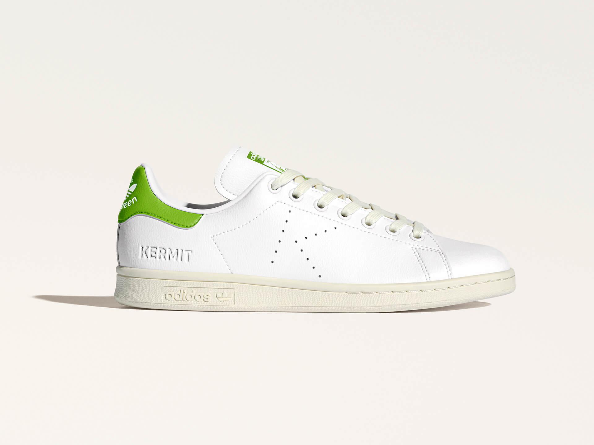adidas「スタンスミス」のサステナブルコレクションに『モンスターズ・インク』マイク・ワゾウスキやマーベル・ハルクを配したモデルが登場! life210323_adidas_stansmith_5