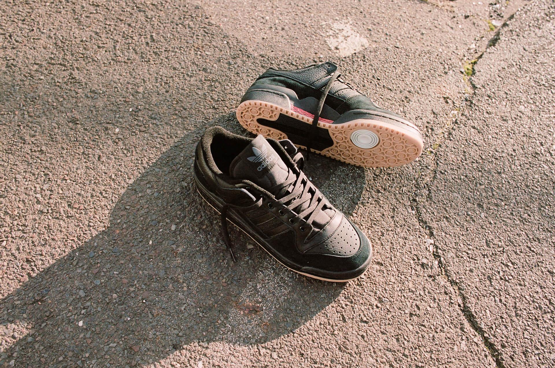 adidas Skateboarding「FORUM 84 ADV」に春夏仕様の新色が登場!チョークホワイト&ブラックの2色 life210324_adidasskateboarding_10