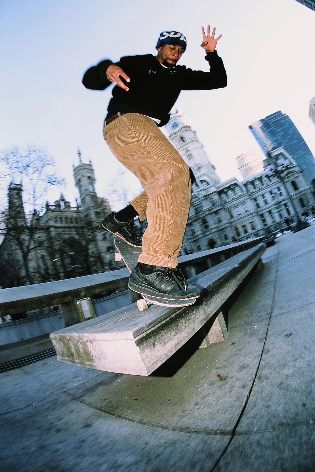 adidas Skateboarding「FORUM 84 ADV」に春夏仕様の新色が登場!チョークホワイト&ブラックの2色 life210324_adidasskateboarding_9