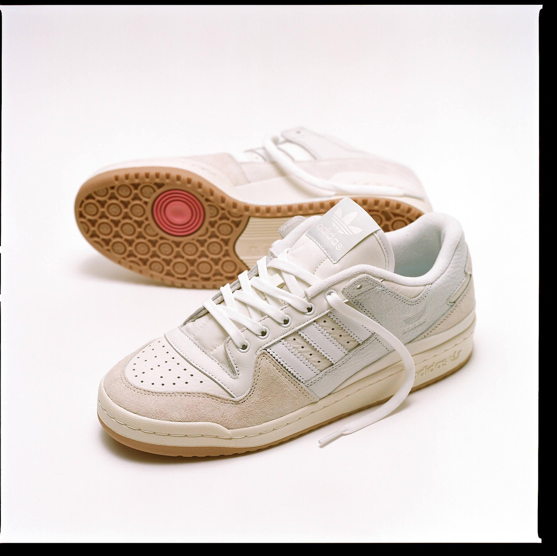 adidas Skateboarding「FORUM 84 ADV」に春夏仕様の新色が登場!チョークホワイト&ブラックの2色 life210324_adidasskateboarding_5