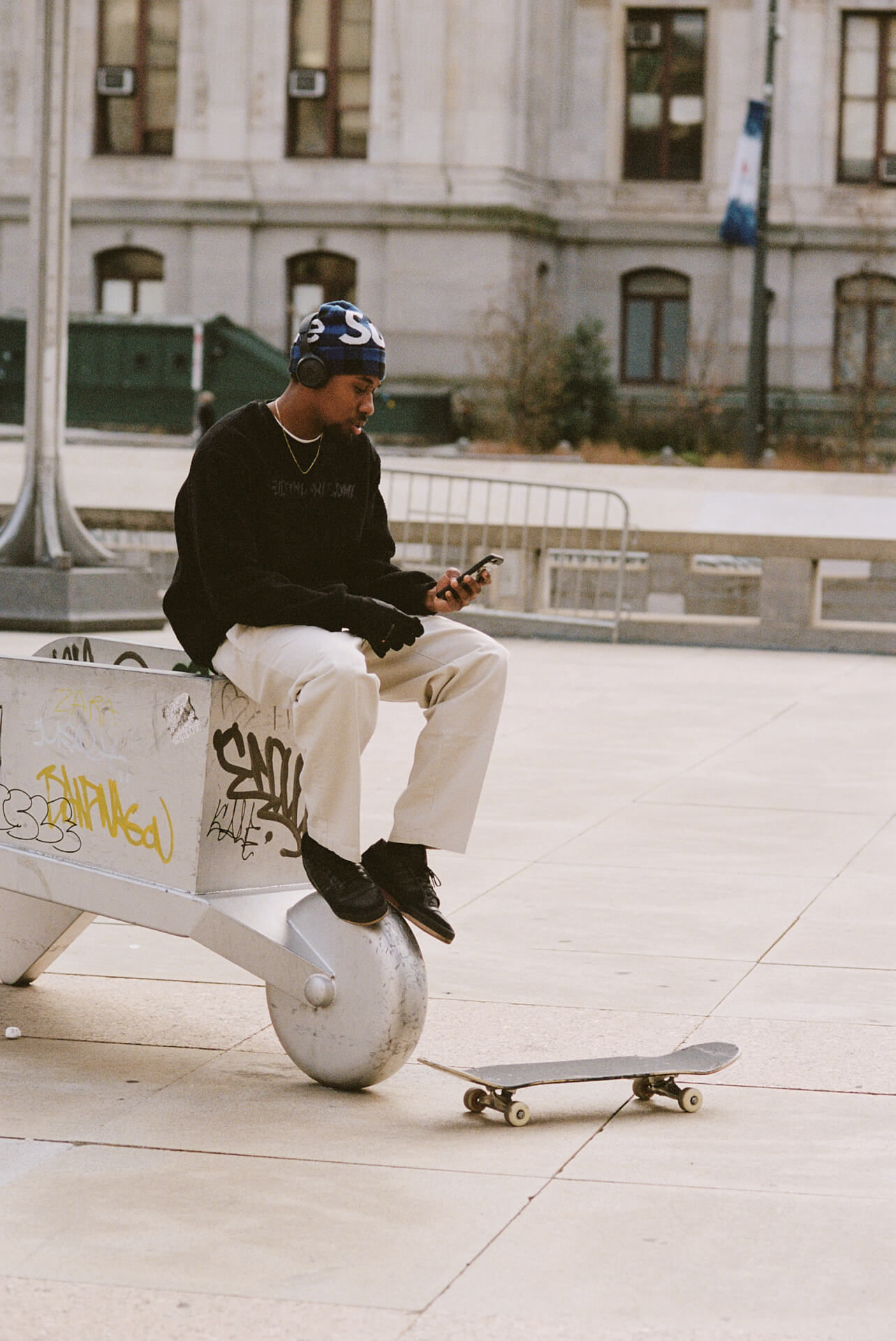 adidas Skateboarding「FORUM 84 ADV」に春夏仕様の新色が登場!チョークホワイト&ブラックの2色 life210324_adidasskateboarding_3