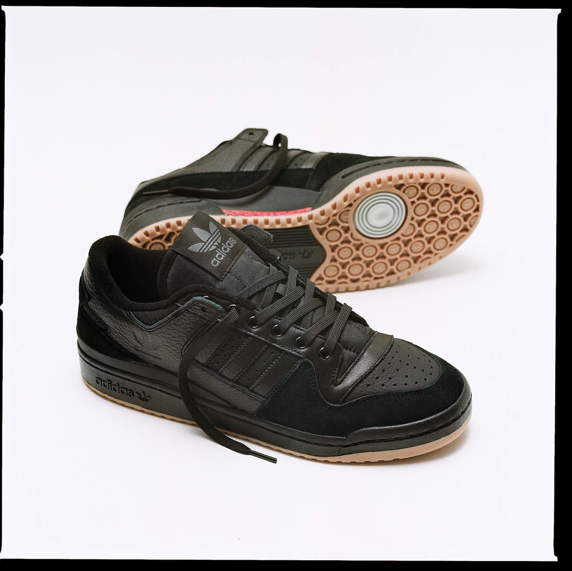 adidas Skateboarding「FORUM 84 ADV」に春夏仕様の新色が登場!チョークホワイト&ブラックの2色 life210324_adidasskateboarding_1