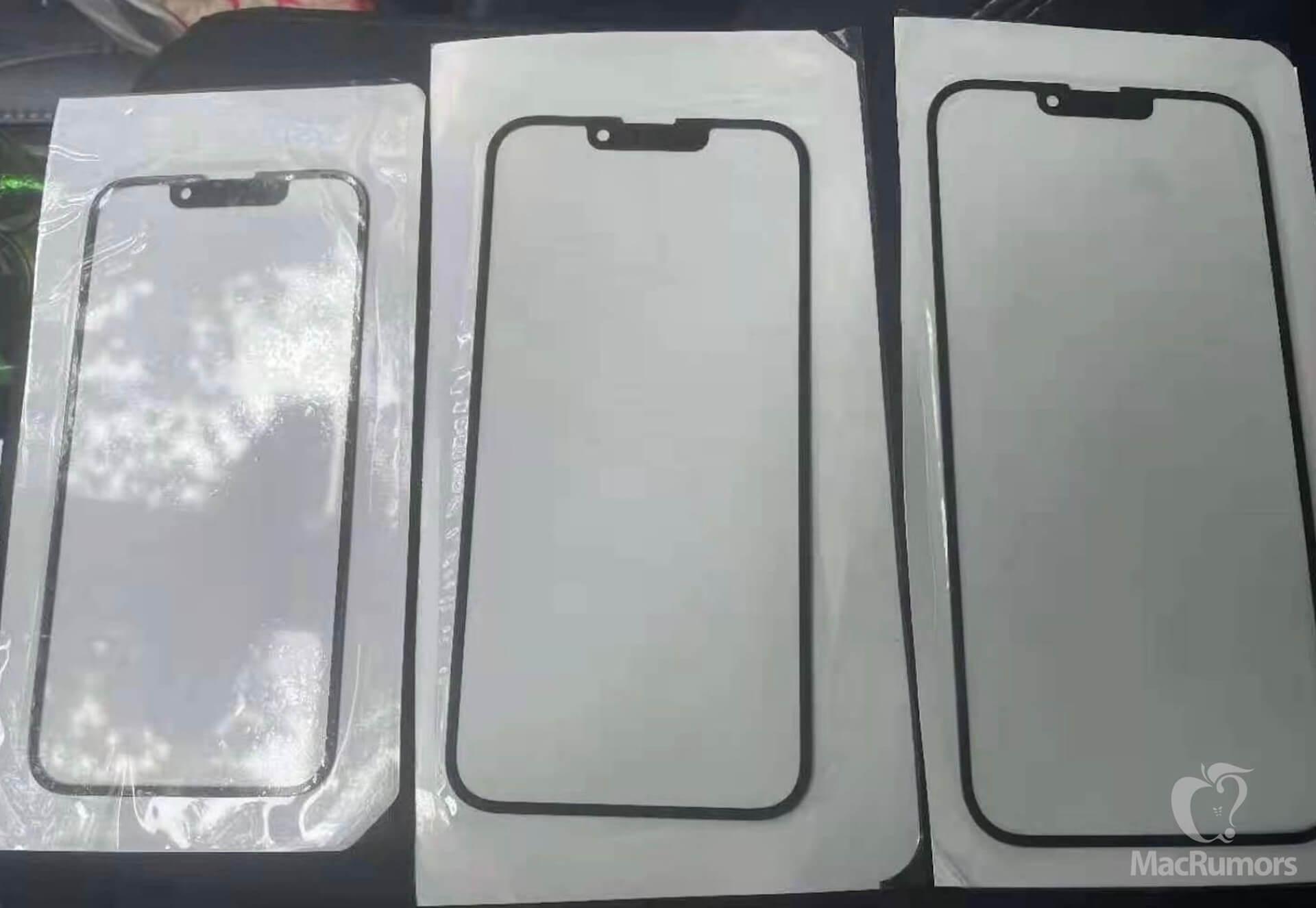 iPhone 13のフロントパネルの実機画像がリーク!?ノッチ部分は縮小か tech210324_iphone13_main