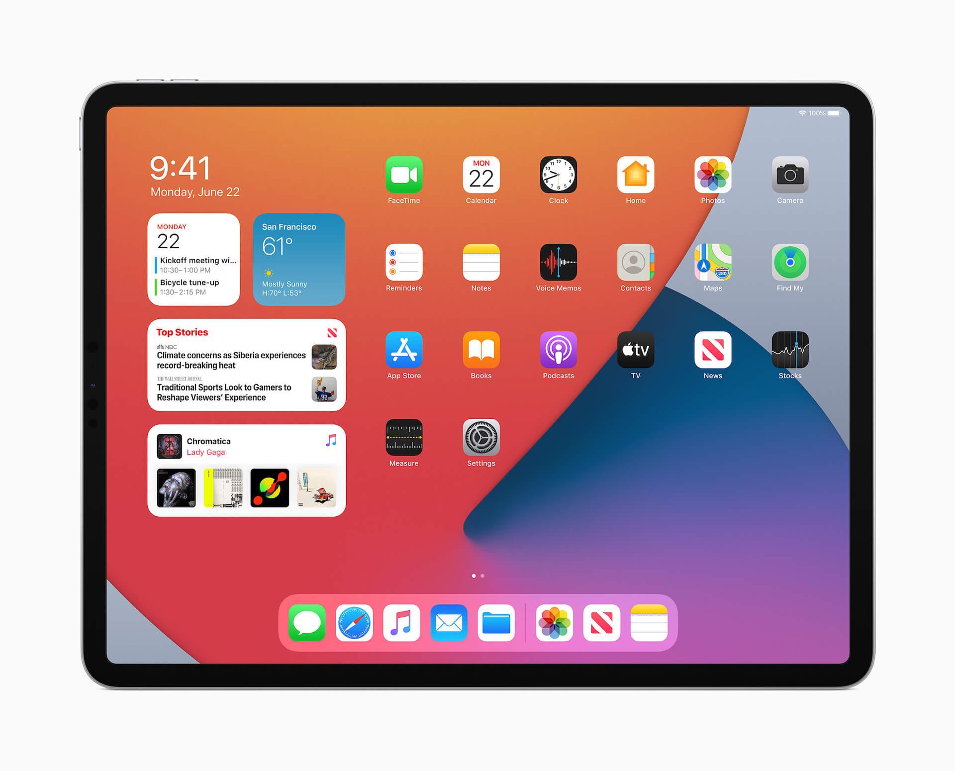 新型iPad Pro、まもなく登場?iOS 14.5ベータ版に「A14X」チップ搭載を示すコード発見か tech210325_ipadpro_main
