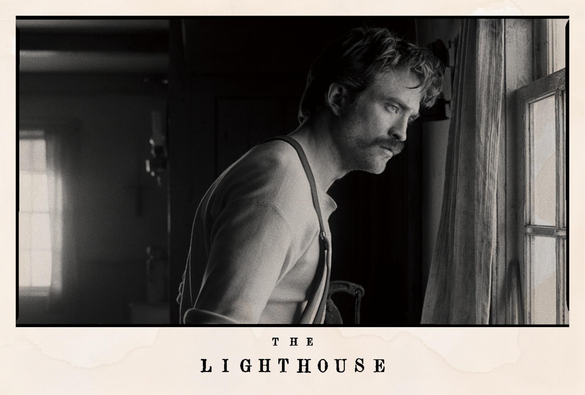 A24、狂気の問題作『ライトハウス』が7月日本公開!シーン写真4点解禁&特典付きムビチケ発売決定 film210326_thelighthouse_2