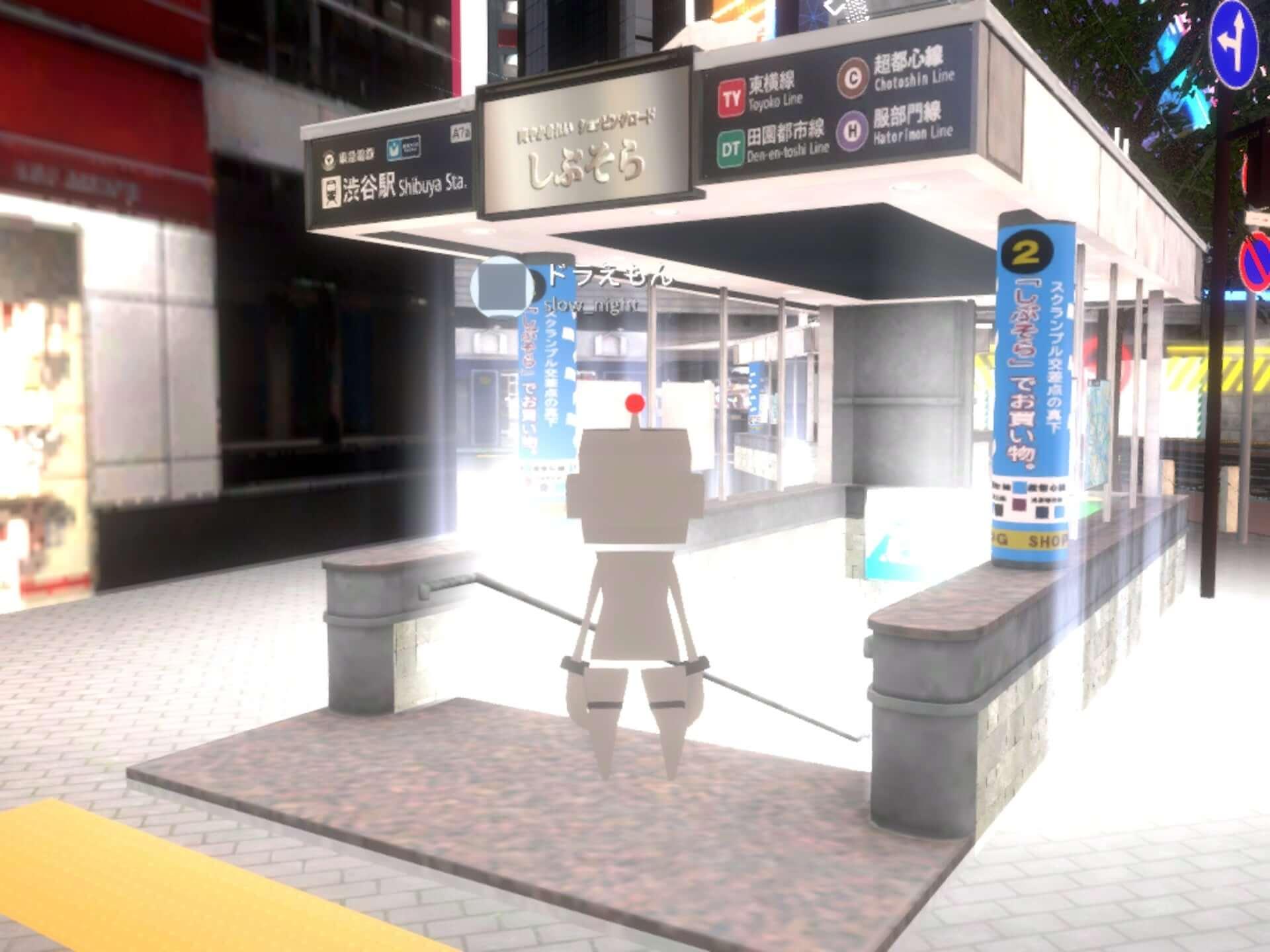 バーチャル渋谷にライブハウスが誕生!ザ・チャレンジ、Wez Atlas、sooogood!ら100組が出演するライブイベントが開催決定 music210326_virtualshibuya_4-1920x1440