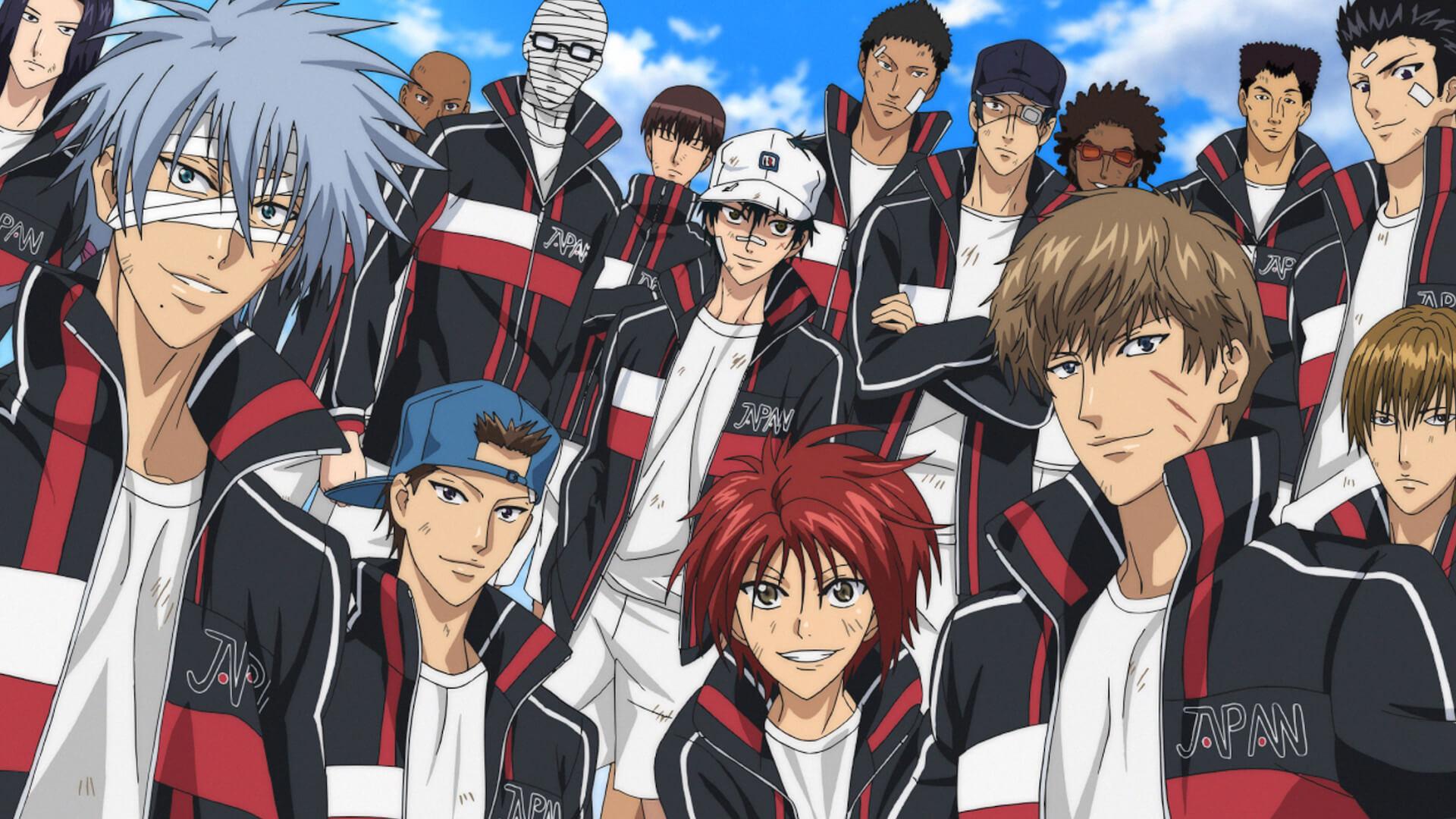 『SHAMAN KING』、『極主夫道』、『転スラ日記』など話題作目白押し!Netflix4月配信のアニメラインナップが解禁 art210326_netflix_anime_11