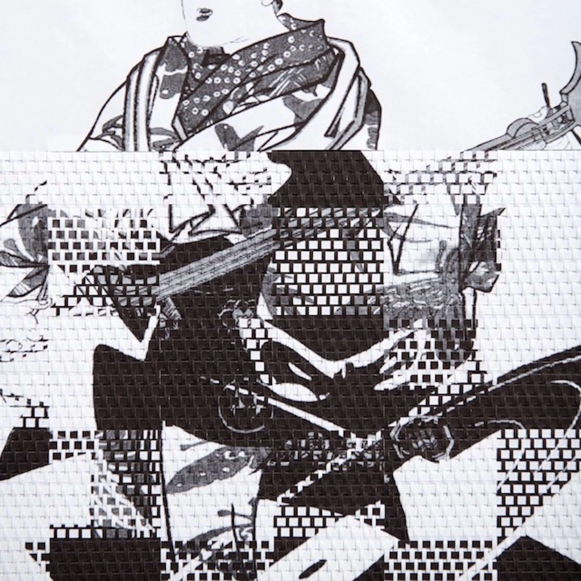 〈Ninja Tune〉30周年記念!Sasquatchfabrix.によるカプセルコレクション「NINJA BUSHI」が発売 music210329_ninjatune_2-1920x1920