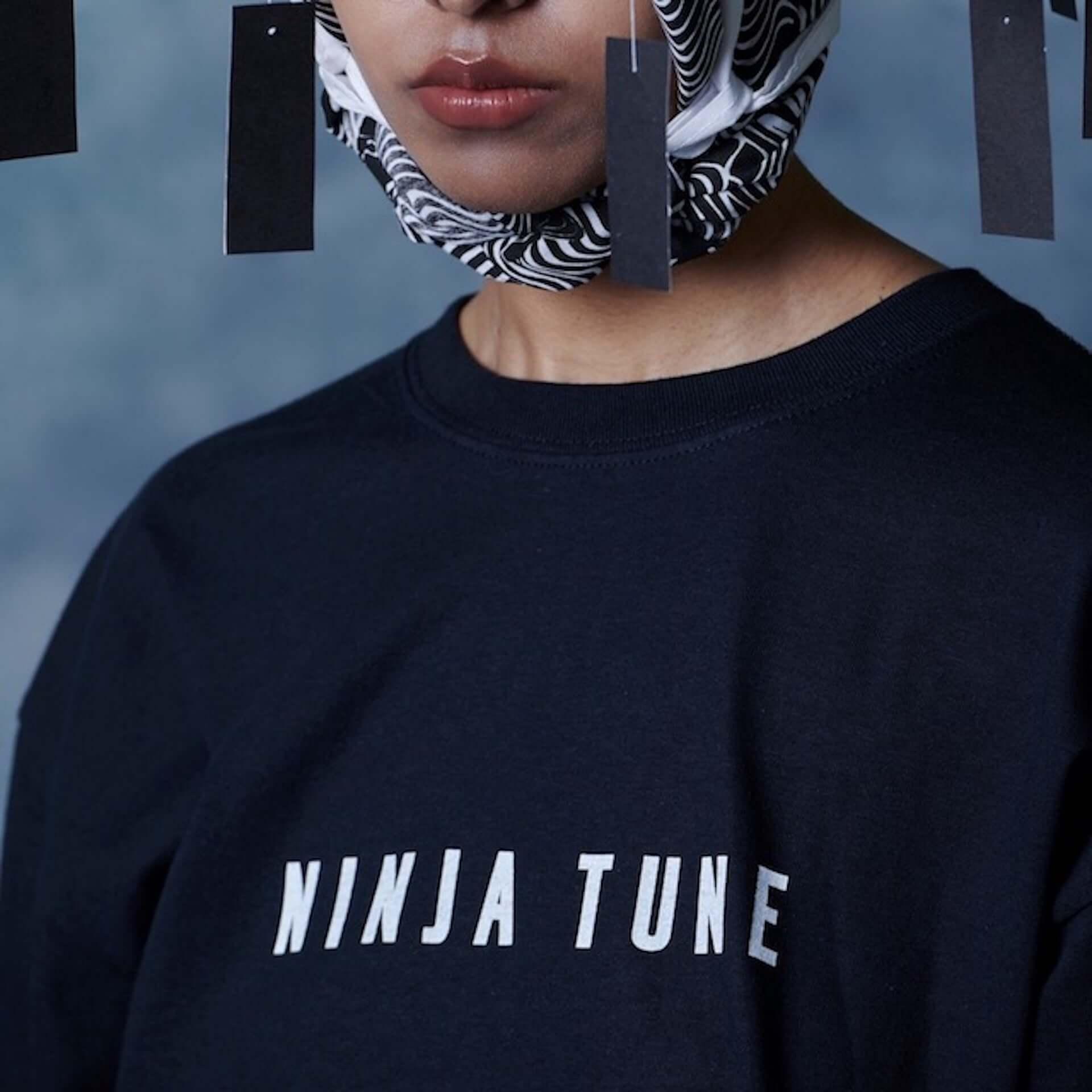 〈Ninja Tune〉30周年記念!Sasquatchfabrix.によるカプセルコレクション「NINJA BUSHI」が発売 music210329_ninjatune_6-1920x1920