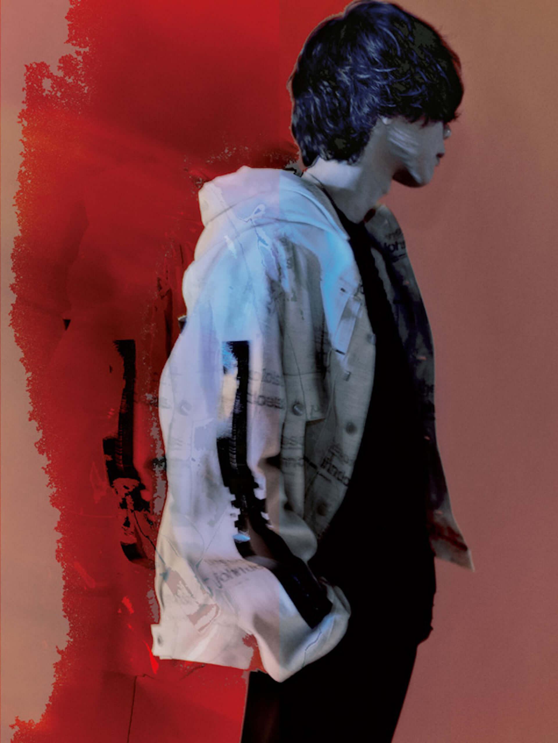 米津玄師が『HIGHSNOBIETY JAPAN』ISSUE06のカバーに登場!16ページに及ぶ大特集を掲載 music210329_yonezukenshi_2-1920x2556