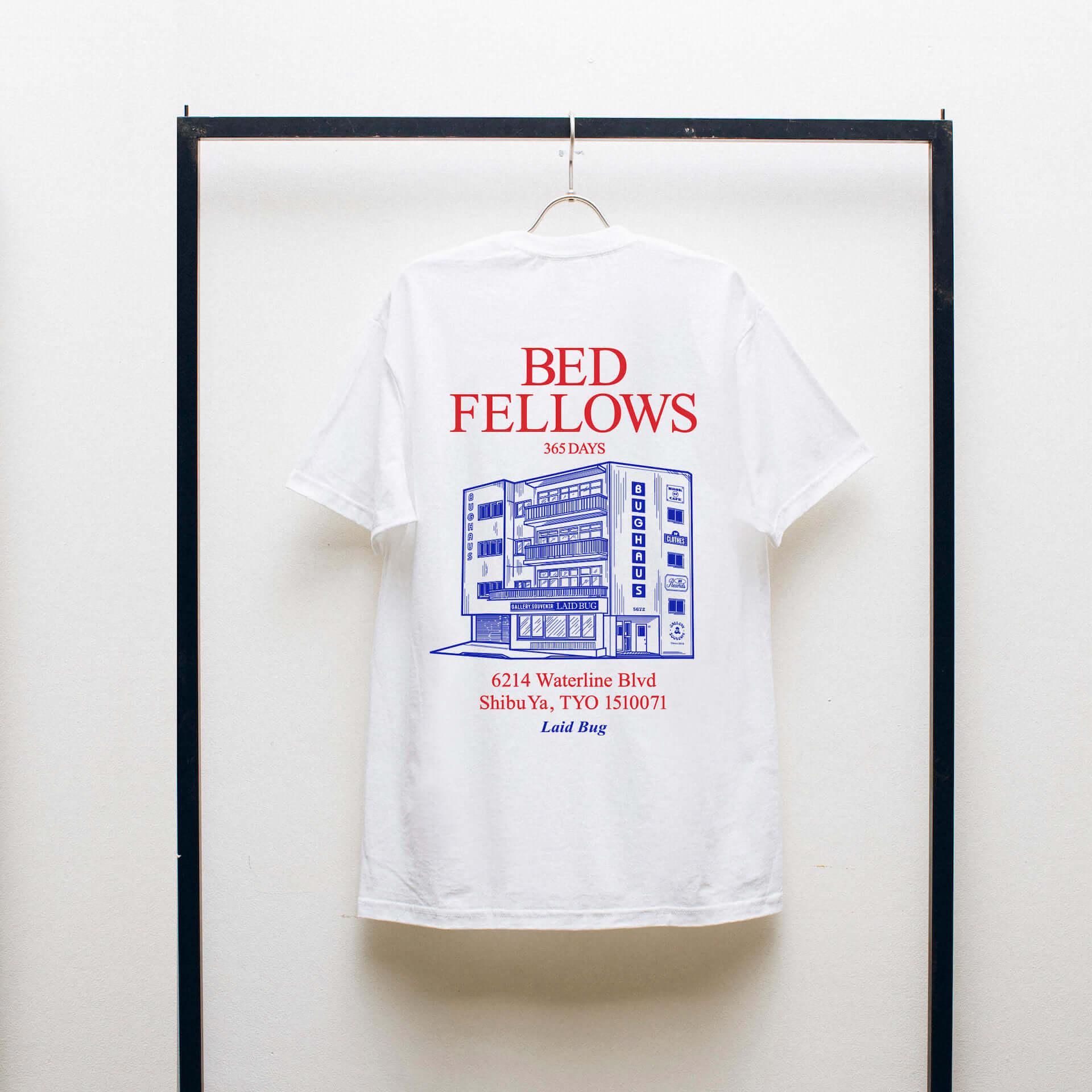 LAID BUGによる期間限定ポップアップショップが福岡の六本松 蔦屋書店「吉嗣商店」にて開催決定! art210330_laidbug_6-1920x1920