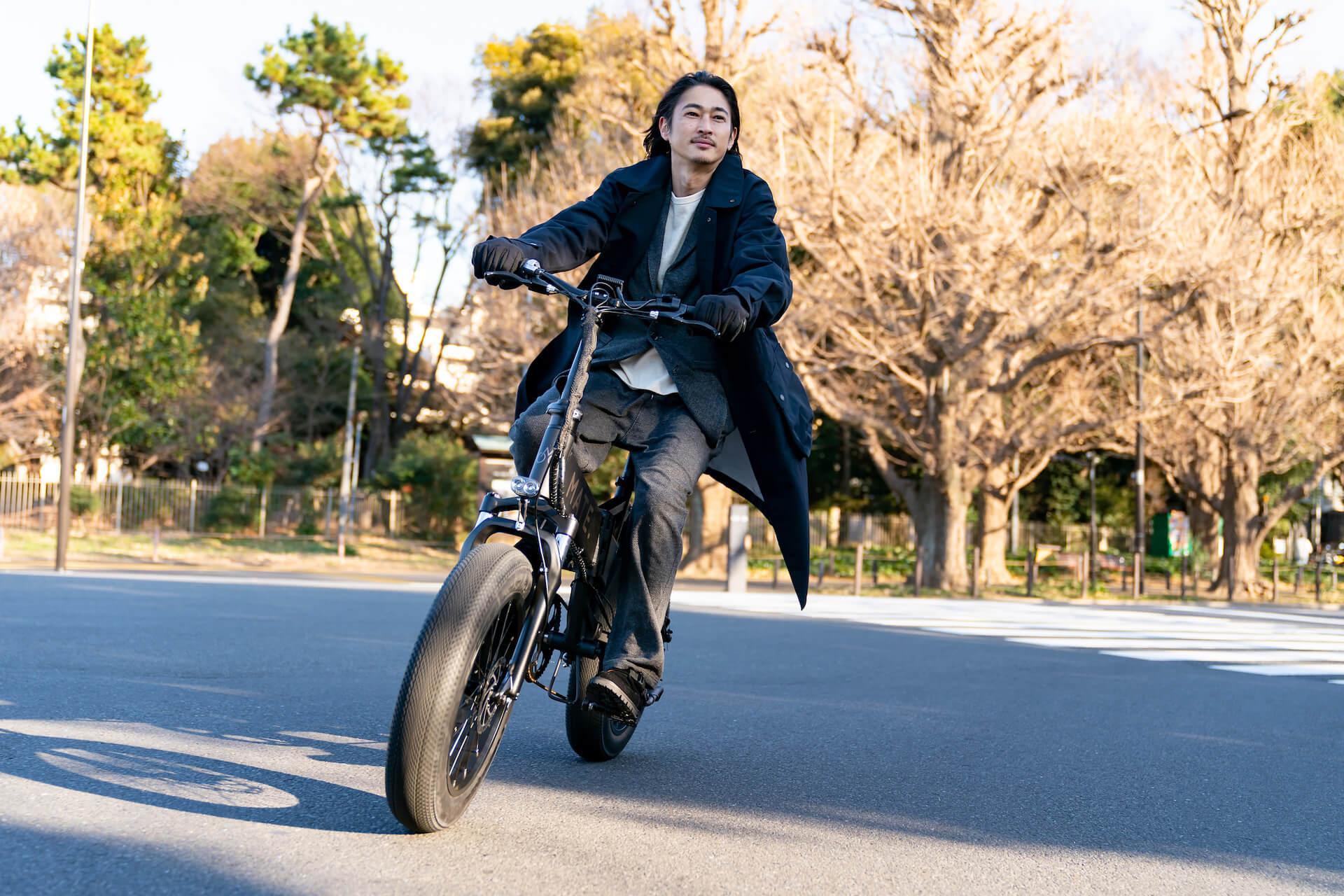 電動自転車ブランド「MATE. BIKE」世界初の旗艦店が恵比寿にオープン!窪塚洋介がジャパンアンバサダーに就任 tech210331_mate_bike_3