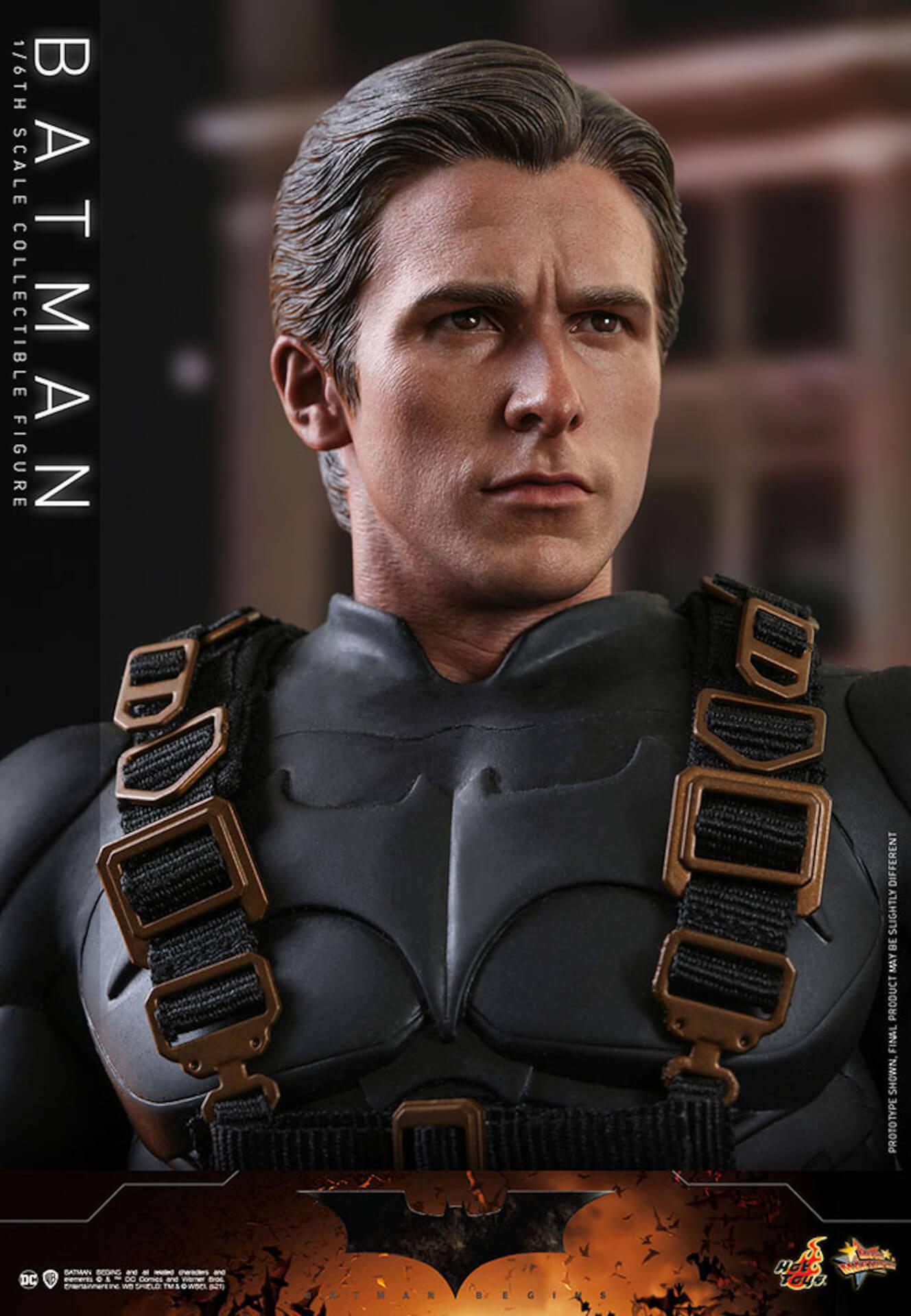 『バットマン ビギンズ』のバットマン&バットモービルが超精巧なフィギュアに!ホットトイズから発売決定 art210401_hottoys_batmanbegins_8