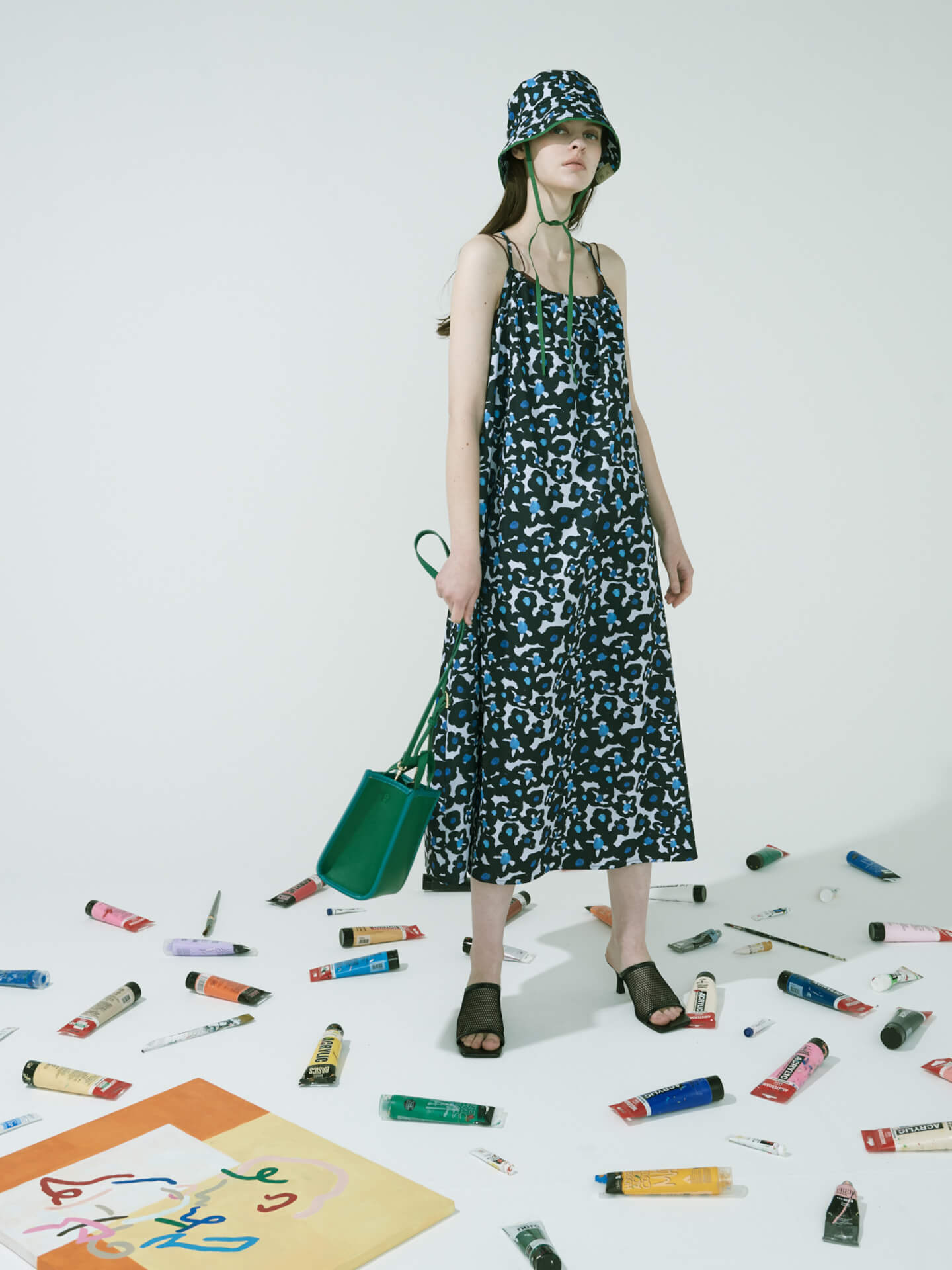 CHAIのベーシスト・YUUKIによるプロジェクト「YMYM」よりファッションブランドオープン!2021年春夏コレクション&描き下ろし絵画などの展示会も life210405_ymym_2