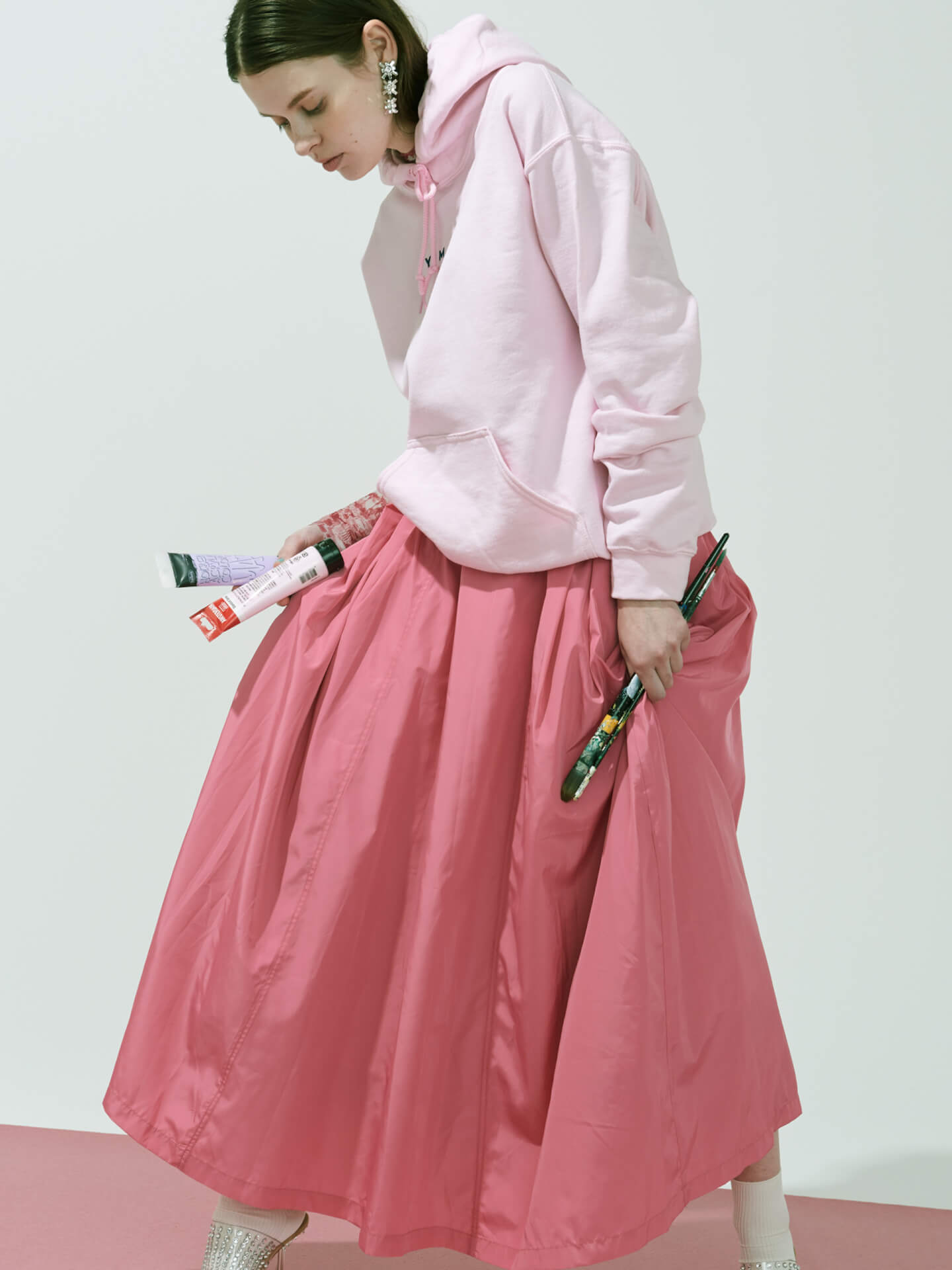 CHAIのベーシスト・YUUKIによるプロジェクト「YMYM」よりファッションブランドオープン!2021年春夏コレクション&描き下ろし絵画などの展示会も life210405_ymym_3