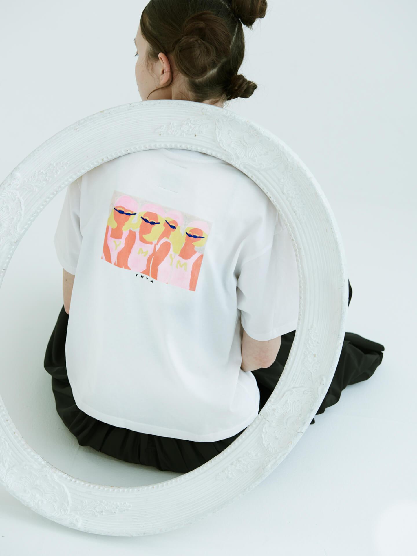CHAIのベーシスト・YUUKIによるプロジェクト「YMYM」よりファッションブランドオープン!2021年春夏コレクション&描き下ろし絵画などの展示会も life210405_ymym_10
