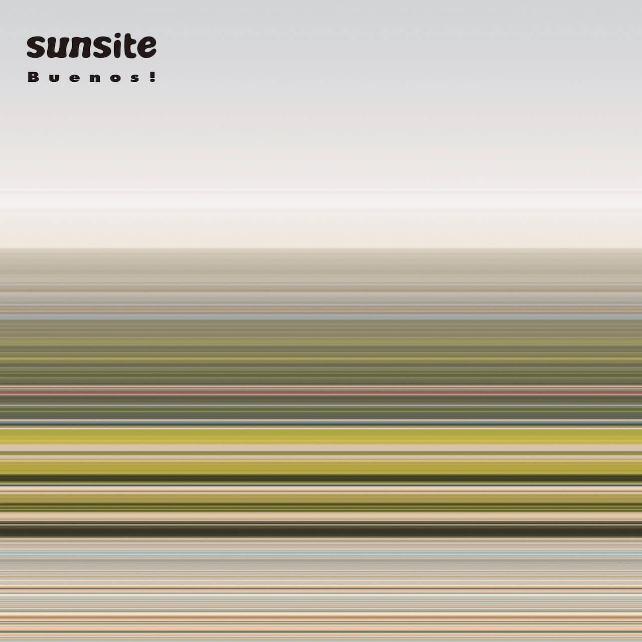 山本幹宗&永嶋柊吾による新バンドsunsite、デビューアルバム『Buenos!』を5月5日にリリース music210405-sunsite