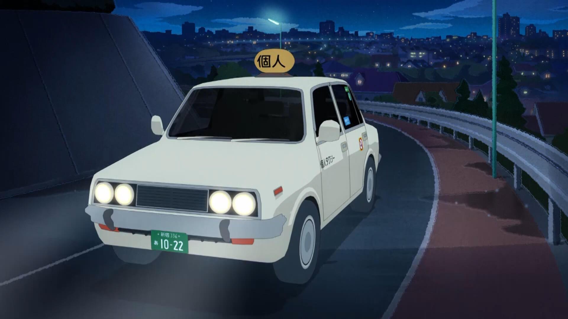 劇伴も話題のTVアニメ『オッドタクシー』がついに本日放送スタート!Amazonプライムビデオでの配信も明日開始 art210405_oddtaxi_3
