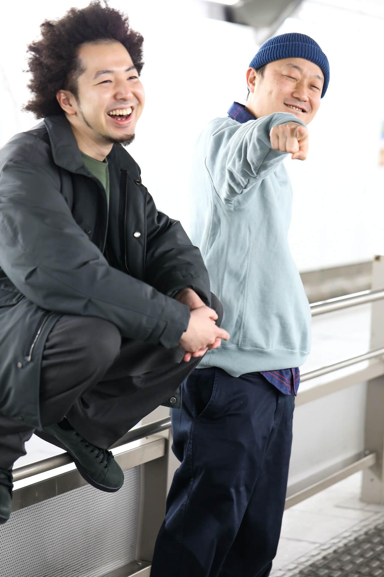 肯定のビートと苦悩のラップ──Aru-2 × CHAPAH、インタビュー interview210408-aru-2-chapah-beat-taxi-11