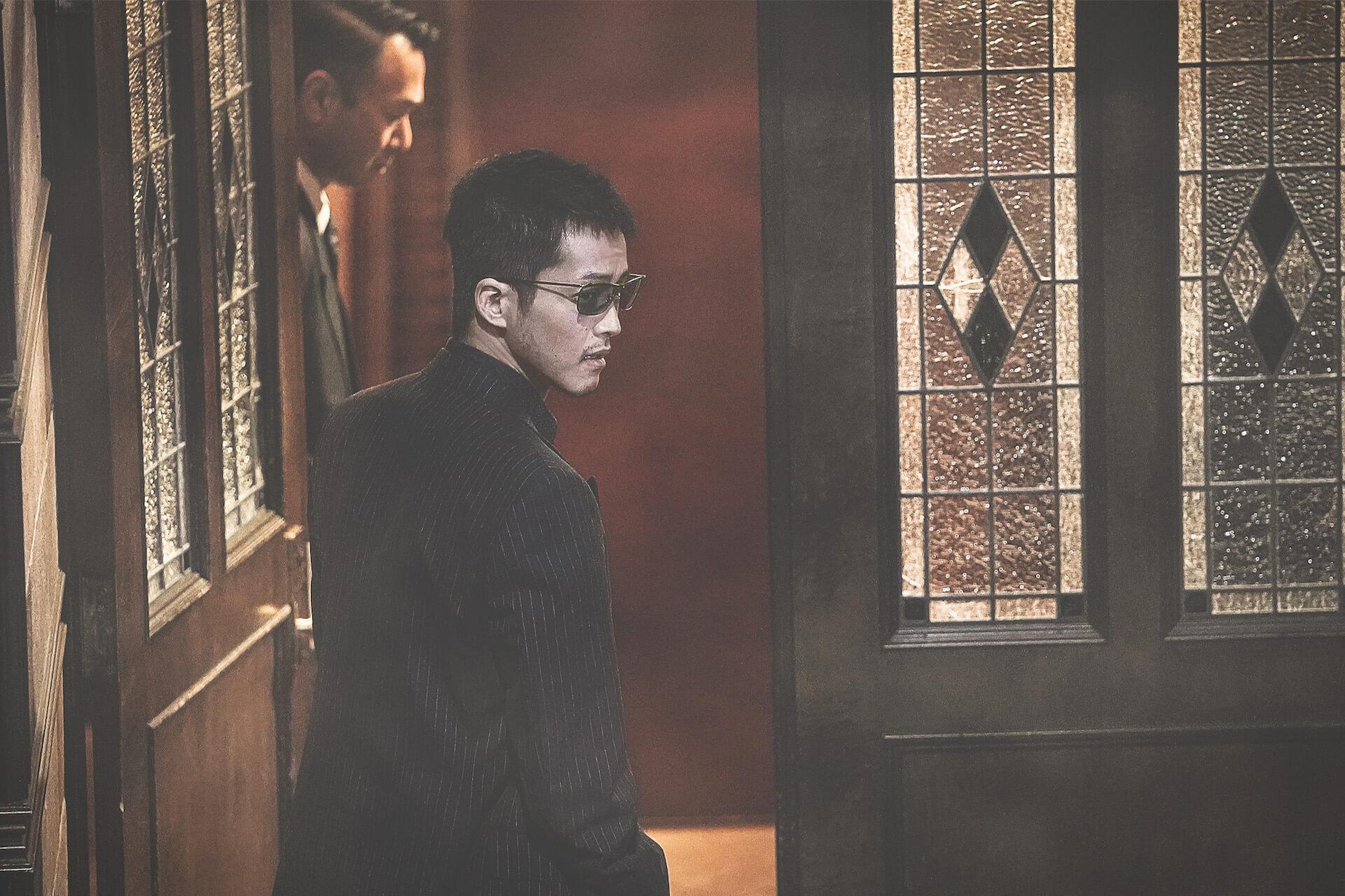 変貌を遂げた松坂桃李演じる日岡がさらに強面に!『孤狼の血 LEVEL2』の新場面写真4点解禁 film210407_korounochi_1