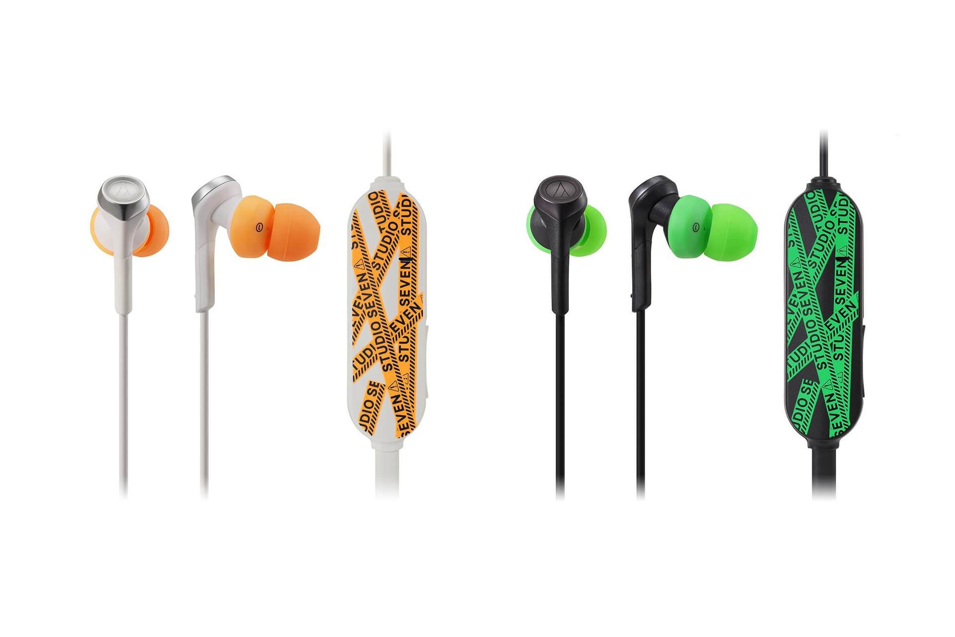 Audio Technicaの人気ワイヤレスイヤホンとNAOTOのファッションブランド「STUDIO SEVEN」がコラボ!数量限定モデルが発売 tech210407_naoto_audiotechnica_7