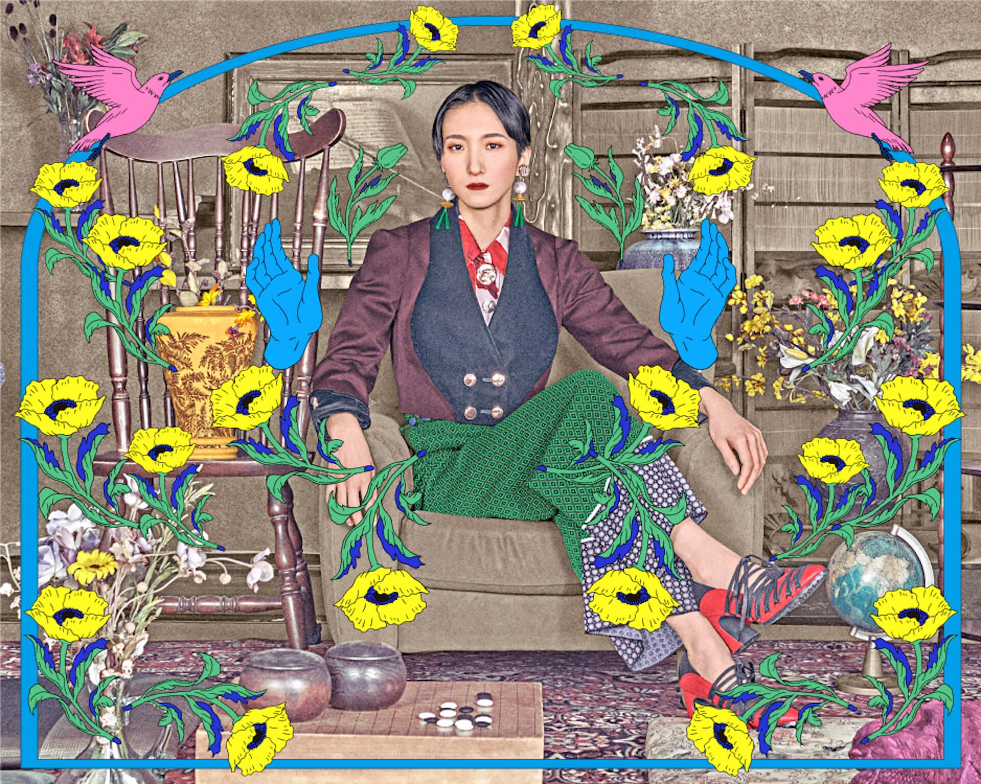 「流されず、変わり続ける」日食なつこが掲げる旗|音楽のすゝめ interview210310_nisshoku-natsuko-010