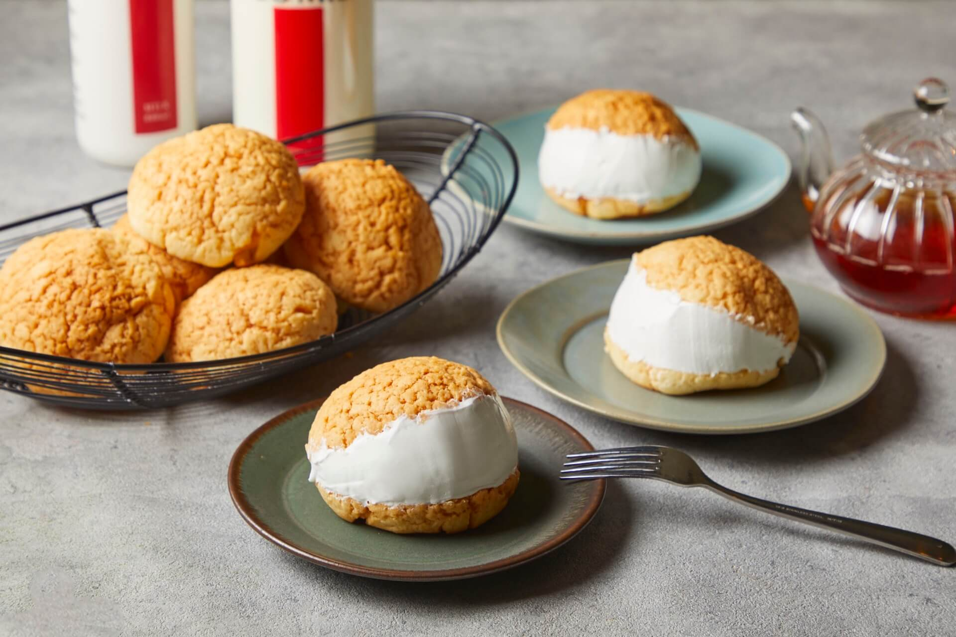 熊本・ASO MILKを使った超濃厚なマリトッツォ&ソフトクリームがBAKE&MILKで本日発売! gourmet210408_bakeandmilk_2